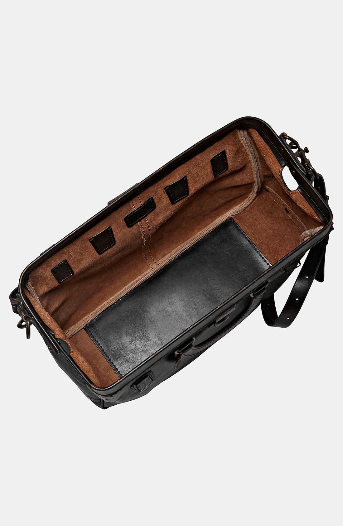 Alternate Image 2  - Fossil 'Edition' Leather Carpenter Bag