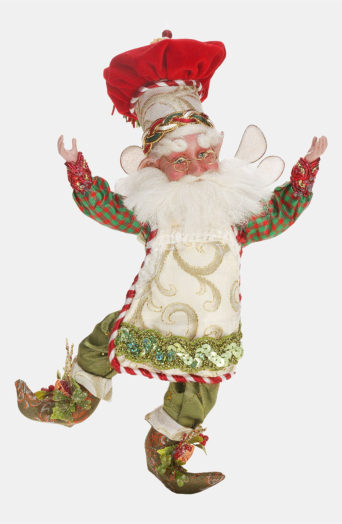 Alternate Image 1 Selected - Mark Roberts 'North Pole Baker Fairy' Figurine (Limited Edition)