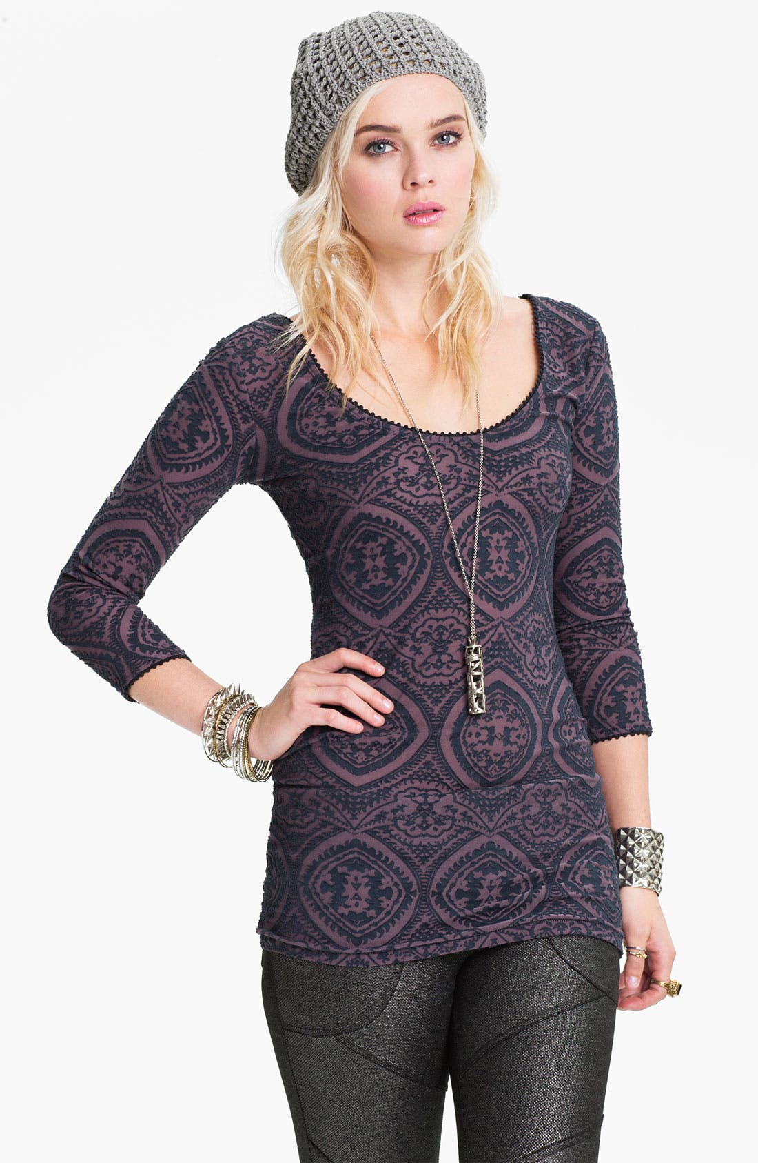 "Alternate Image 1 Selected - Free People ""Masquerade Belle' Top"