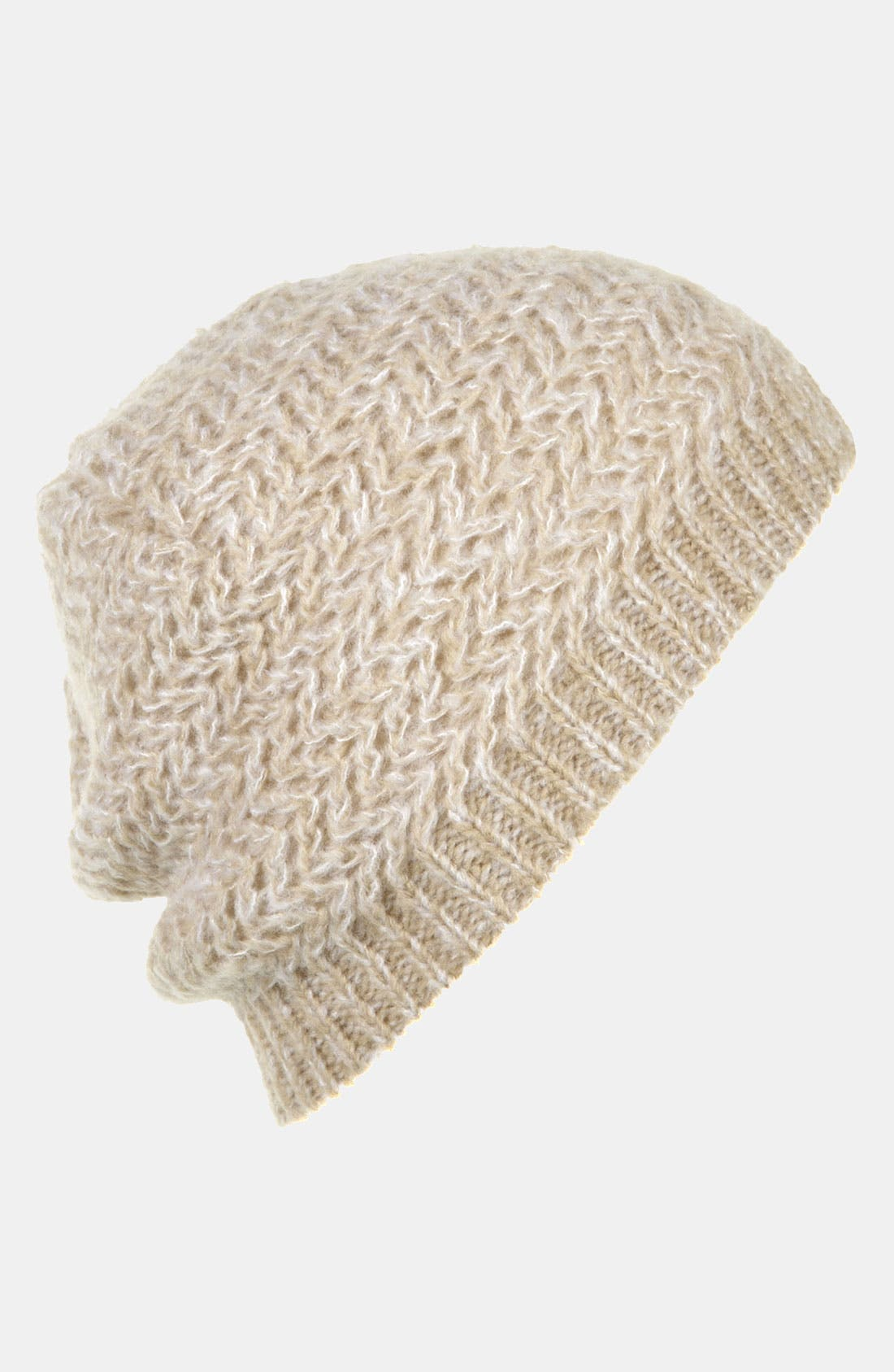 Alternate Image 2  - Topshop Two Tone Beanie
