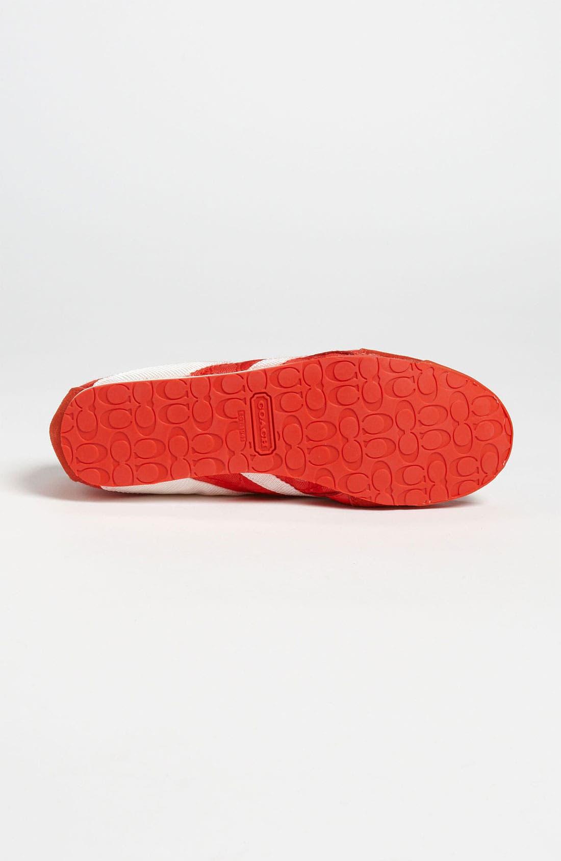 Alternate Image 4  - COACH 'Yanna' Sneaker