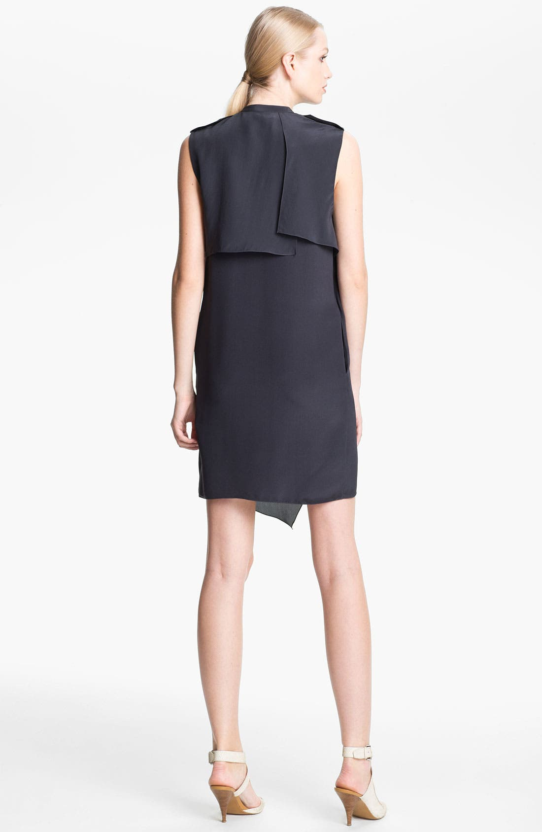 Alternate Image 2  - 3.1 Phillip Lim Draped Silk Dress