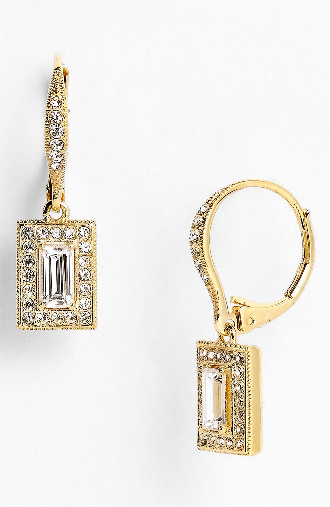Alternate Image 1 Selected - Nadri 'Art Deco' Drop Earrings (Nordstrom Exclusive)