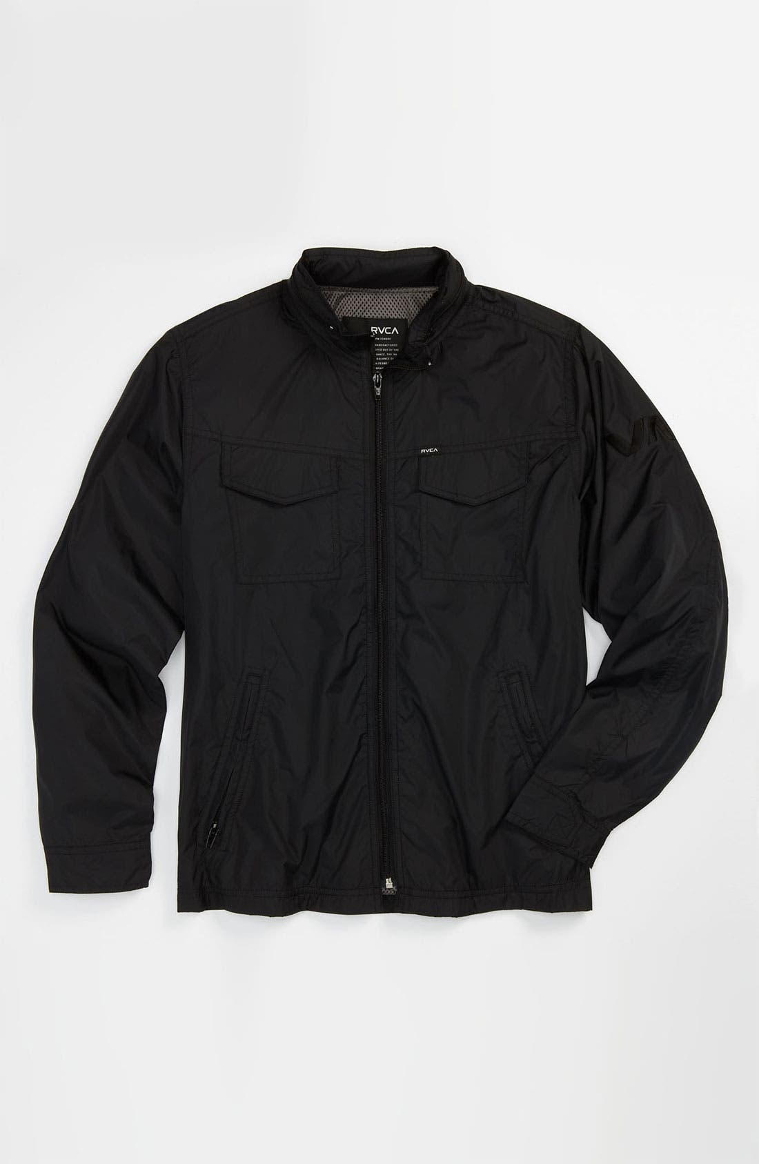 Main Image - RVCA 'Bay Breaker' Jacket (Big Boys)