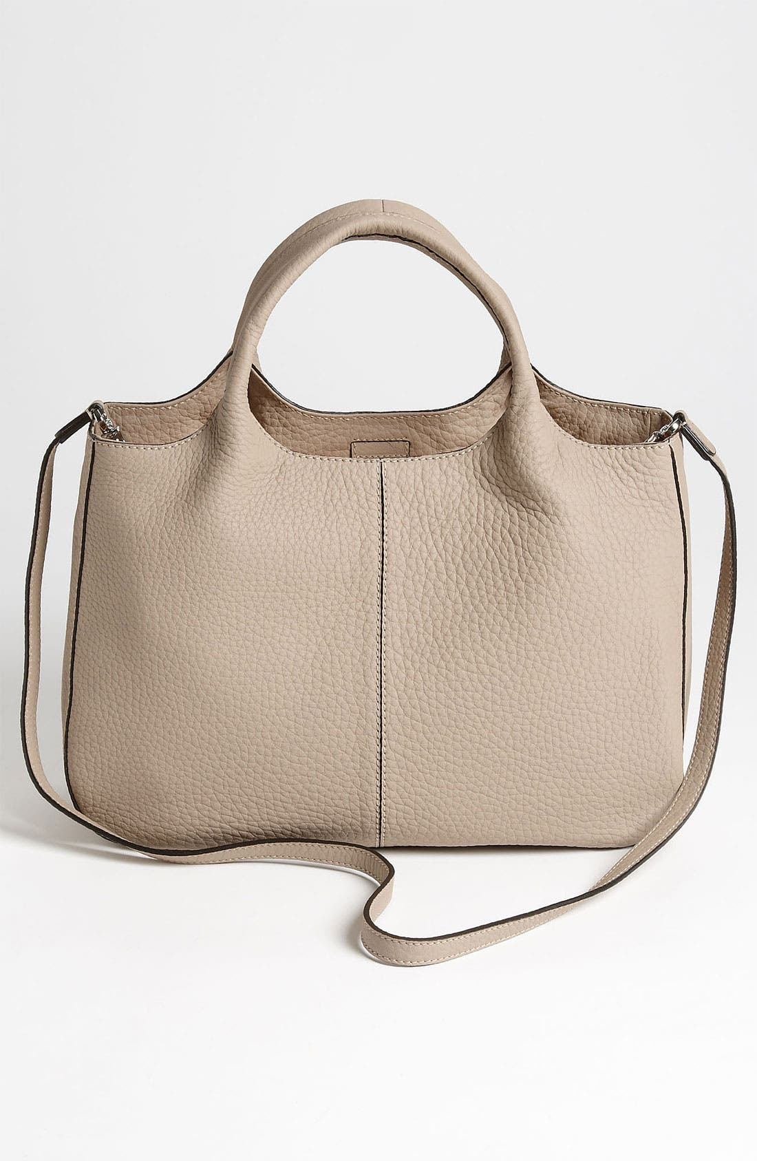Alternate Image 4  - Tod's 'In Forma - Small' Leather Tote