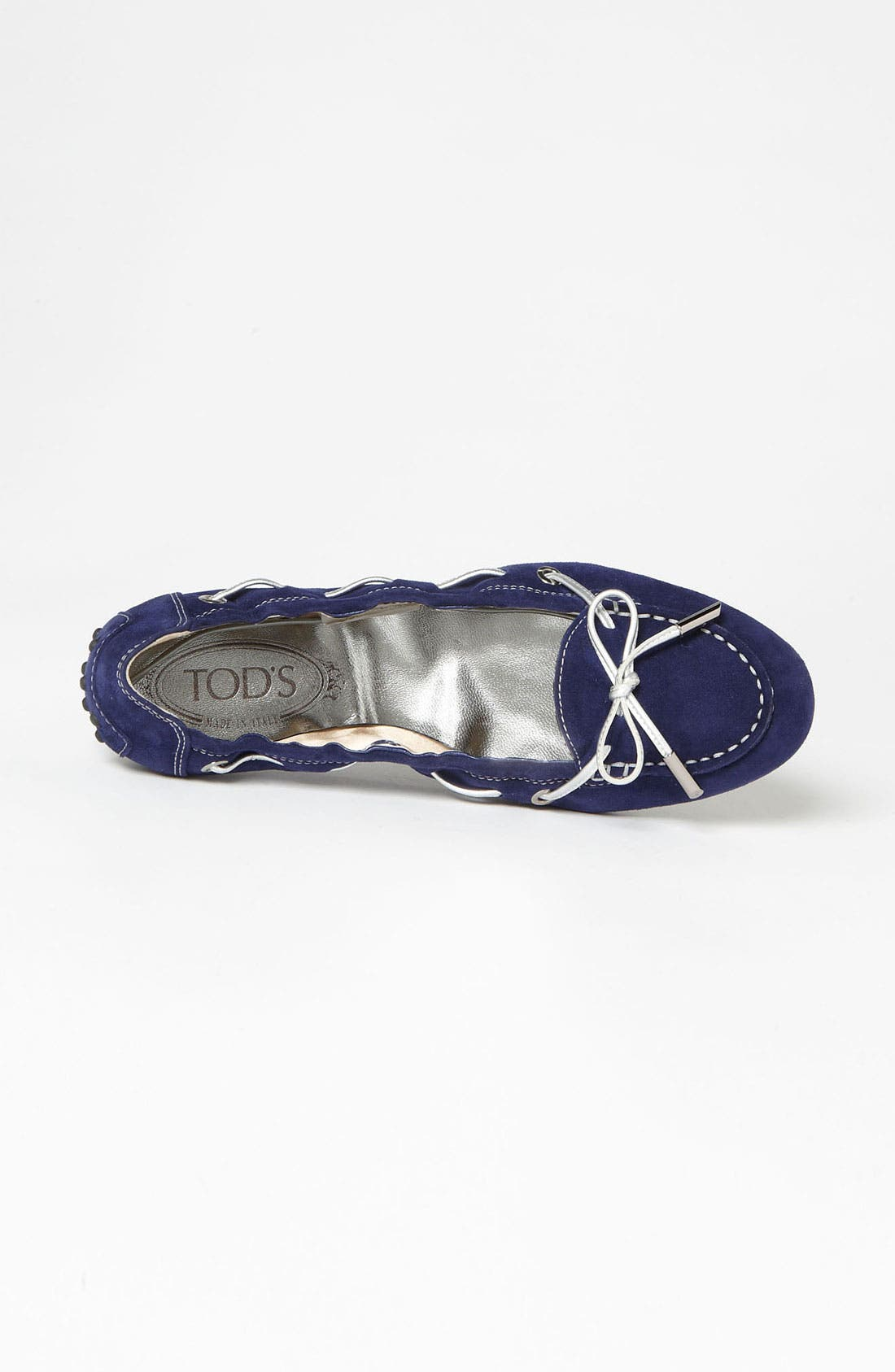 Alternate Image 3  - Tod's 'Laccetto' Ballet Flat