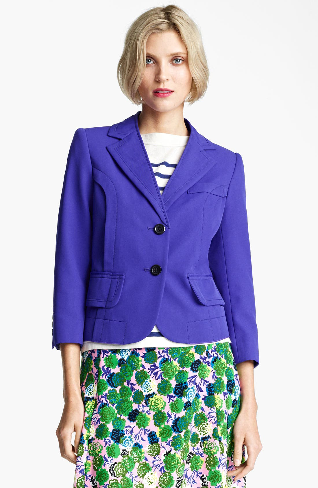 Alternate Image 1 Selected - MARC JACOBS Two Button Blazer