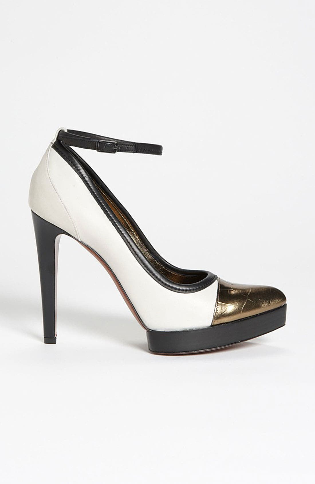 Alternate Image 4  - Lanvin Ankle Strap Stiletto Pump