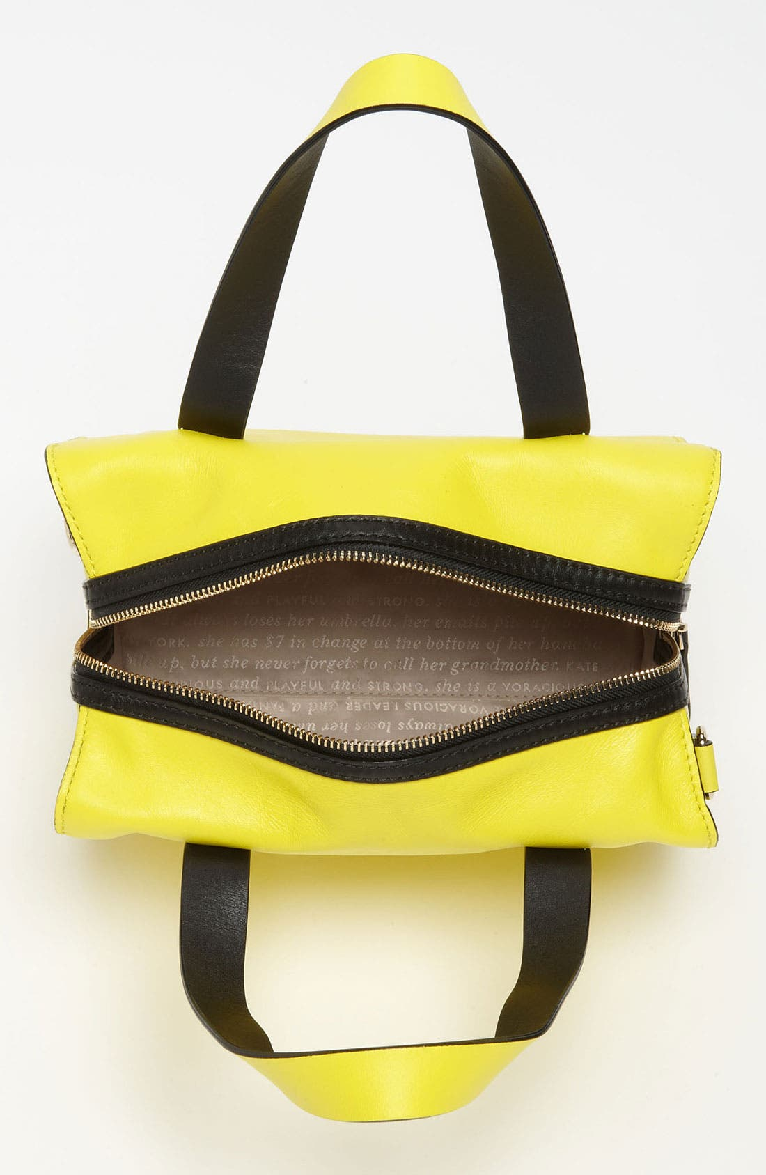Alternate Image 3  - kate spade new york 'brightspot avenue - little kennedy' satchel