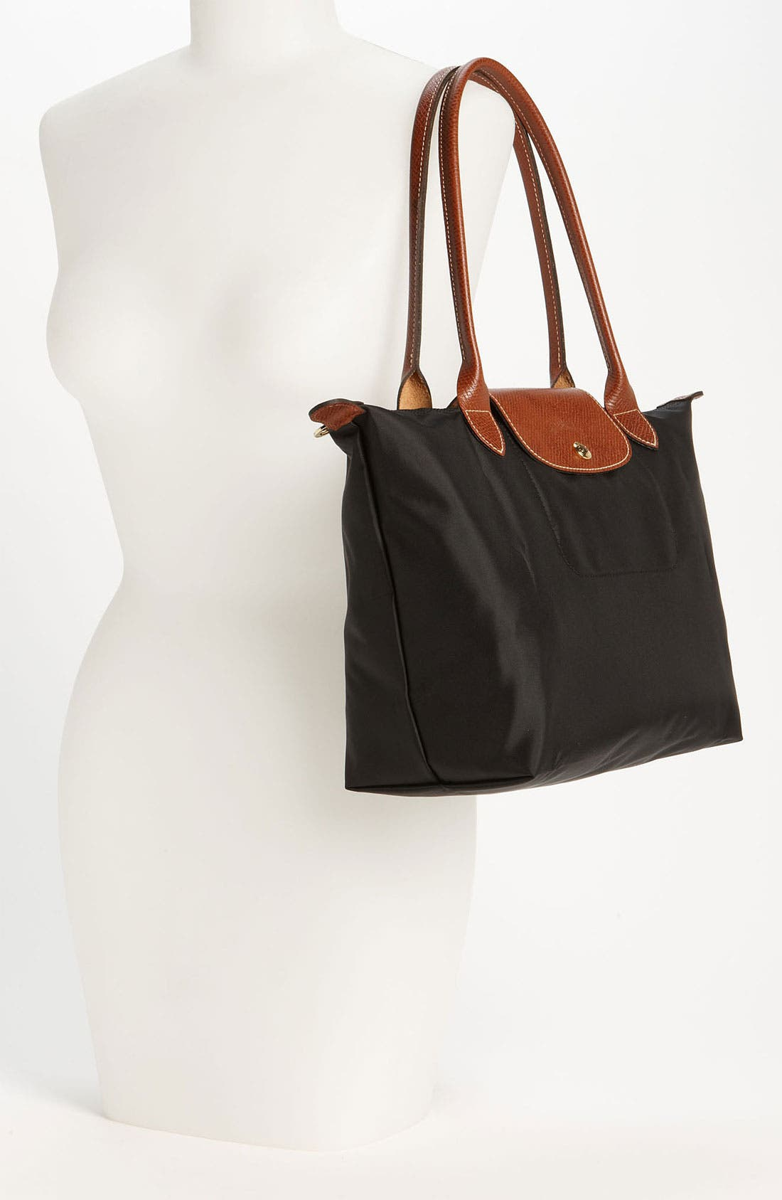 Alternate Image 2  - Longchamp 'Small Le Pliage' Shoulder Tote