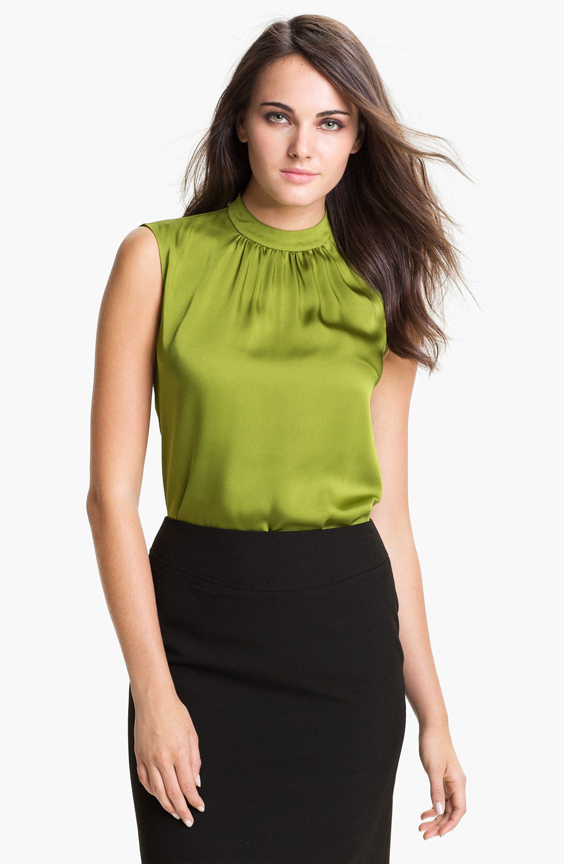 Alternate Image 1 Selected - Vince Camuto Sleeveless Blouse
