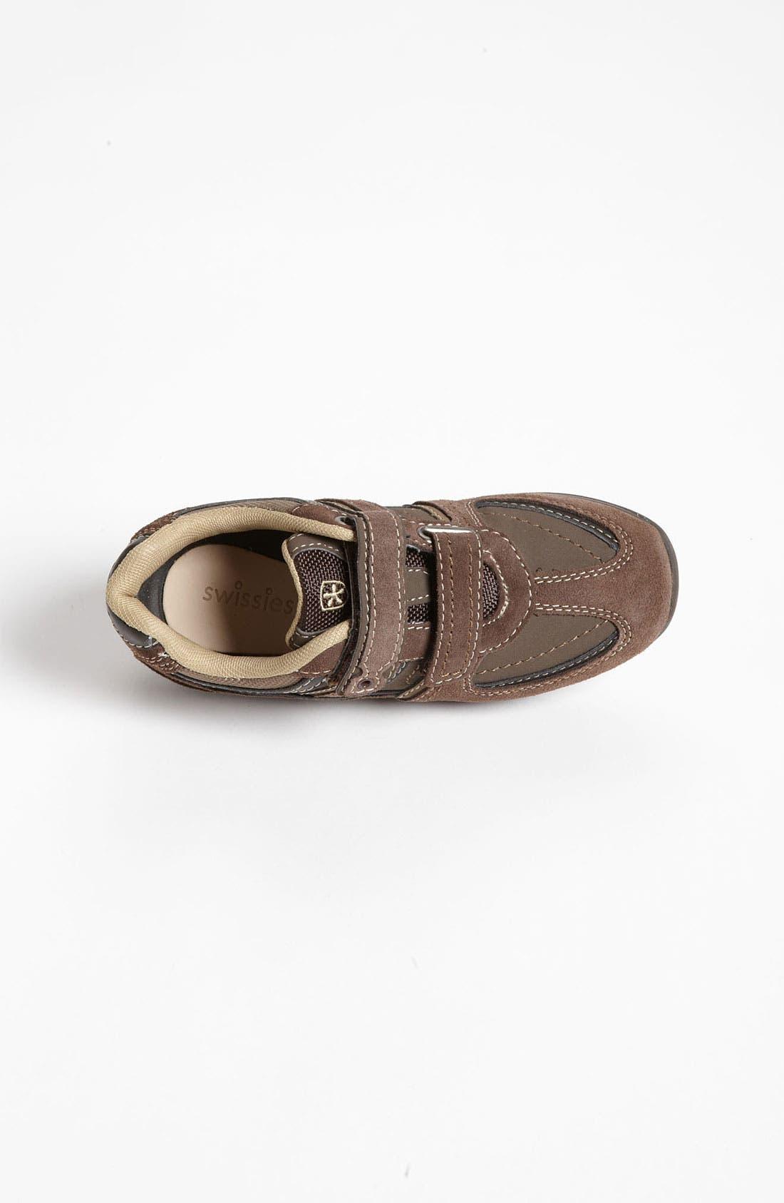 Alternate Image 3  - Swissies 'Derek' Sneaker (Toddler, Little Kid & Big Kid)