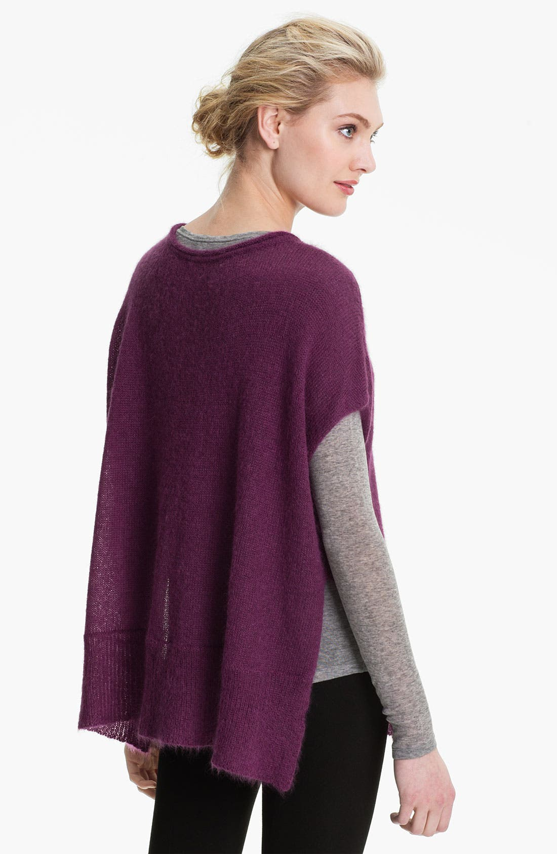 Alternate Image 2  - Eileen Fisher Ballet Neck Boxy Sweater (Online Exclusive)