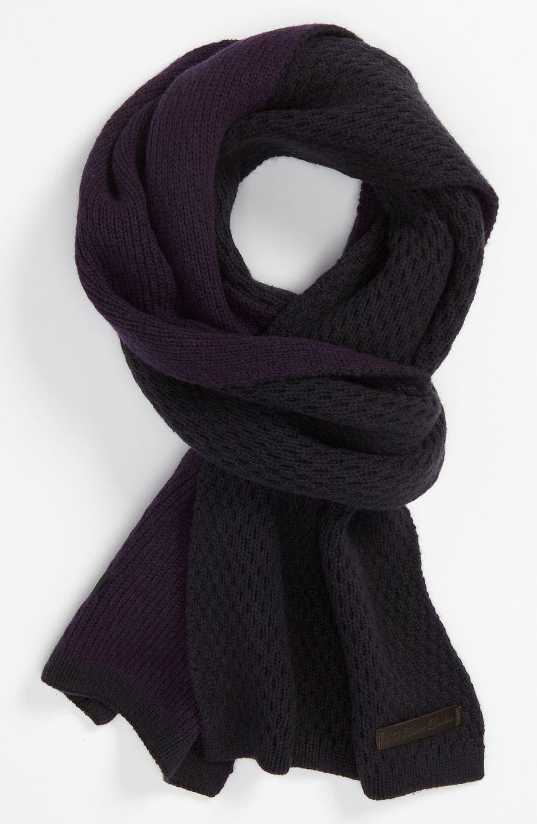 Main Image - Ted Baker London Cotton Blend Scarf