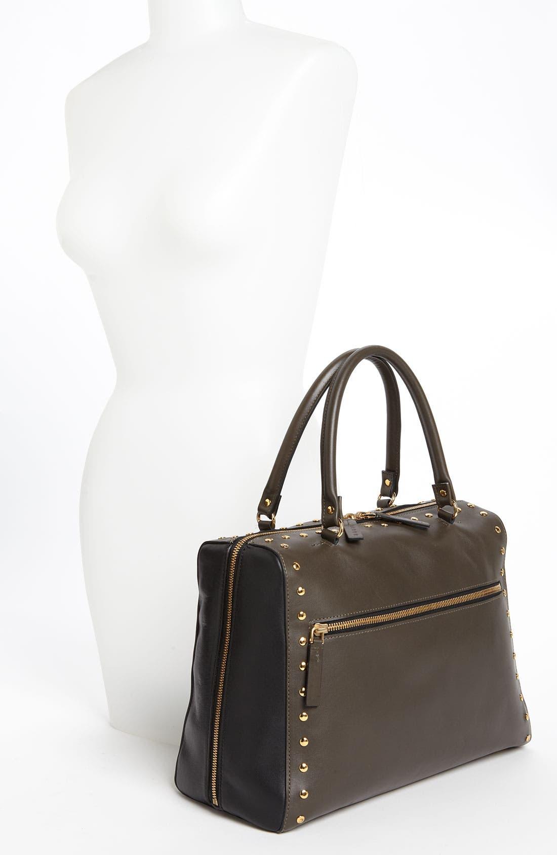 Alternate Image 2  - Marni Studded Leather Satchel