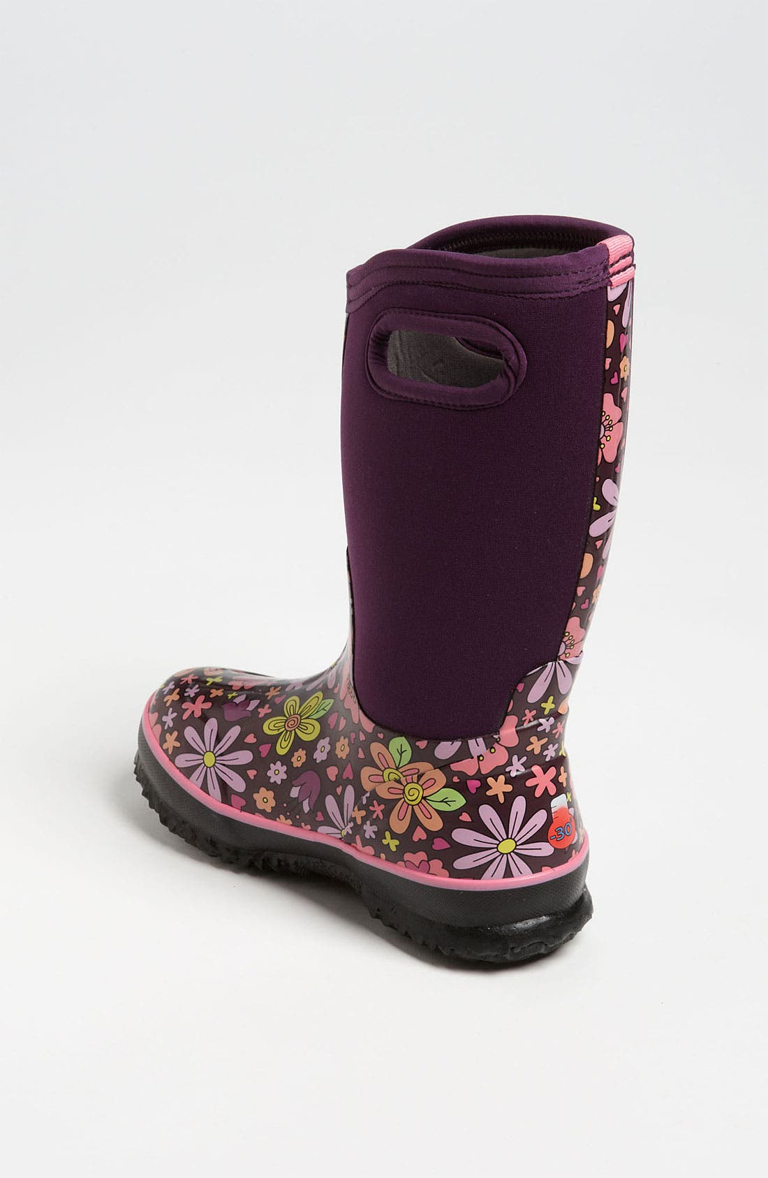 Alternate Image 2  - Bogs 'Classic High Crazy Daisy' Snow Boot (Toddler, Little Kid & Big Kid)
