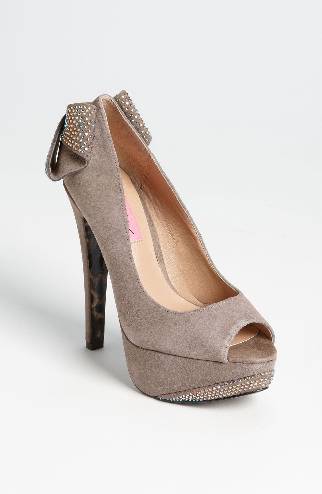 Alternate Image 1 Selected - Betsey Johnson 'Ranndy' Pump