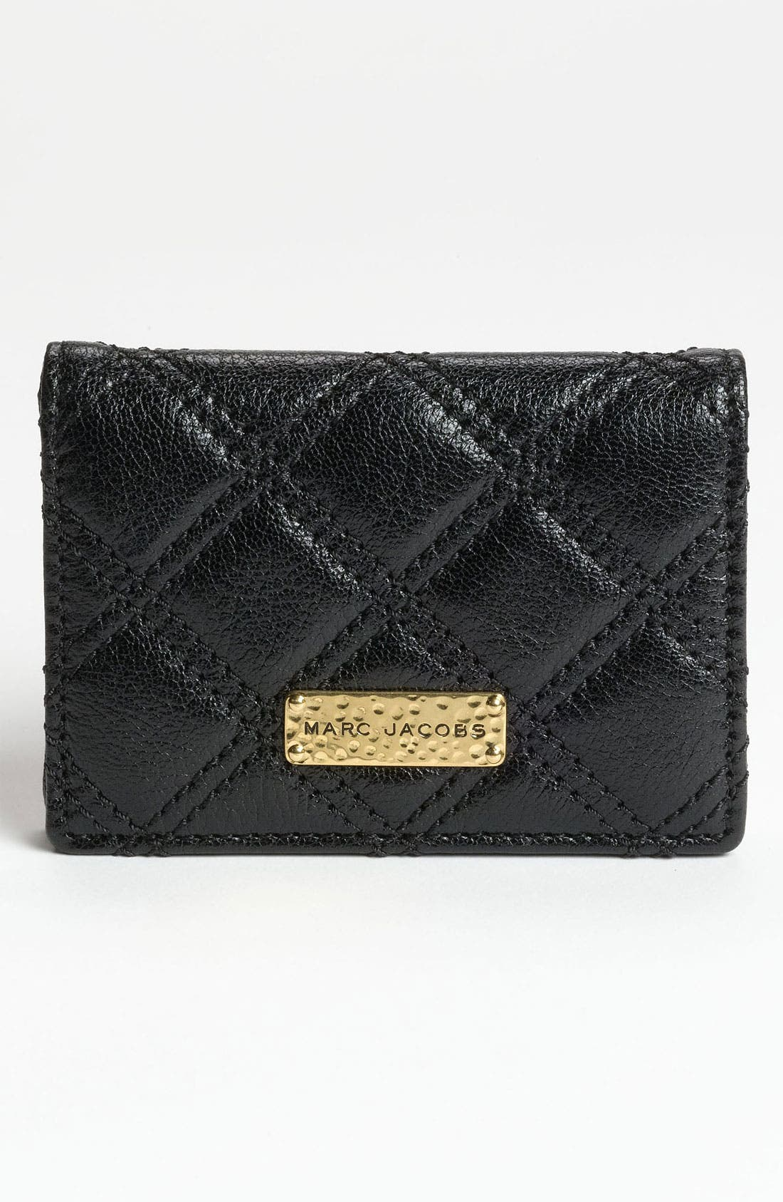 Main Image - MARC JACOBS 'Baroque' Card Holder