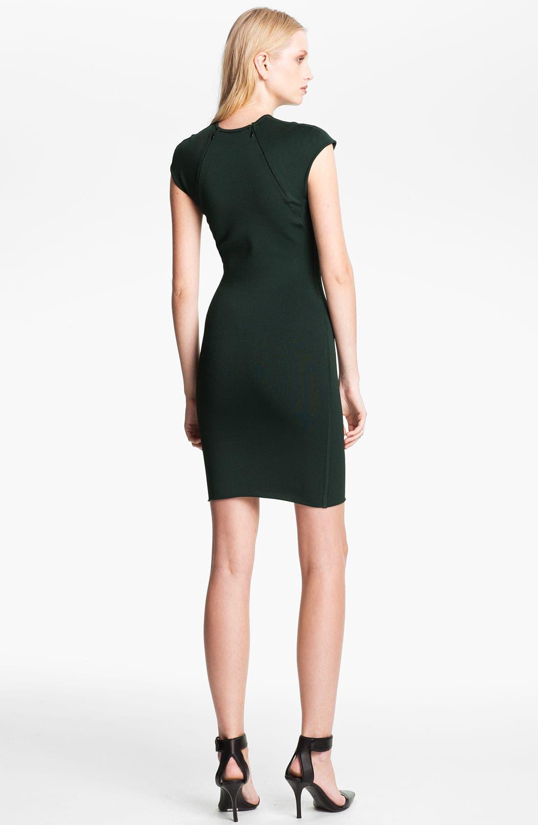 Alternate Image 2  - Alexander Wang Zip Detail Dress
