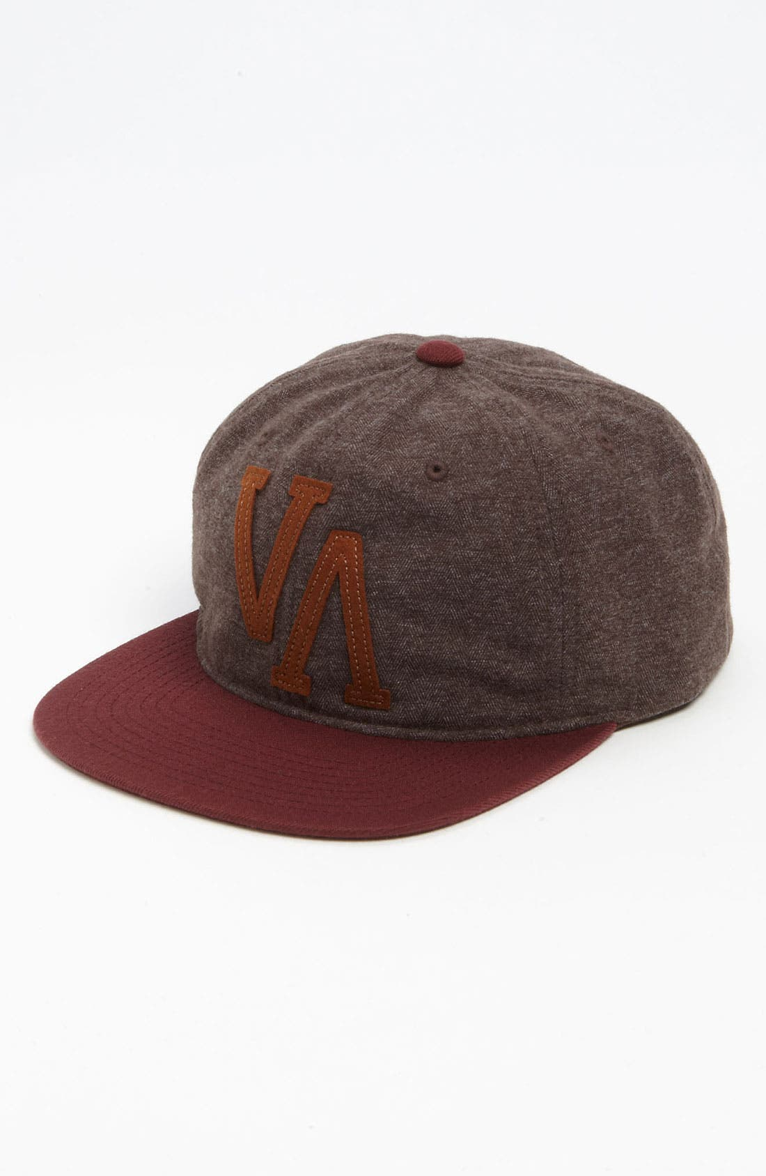 Alternate Image 1 Selected - RVCA 'Old Gold' Snapback Baseball Cap