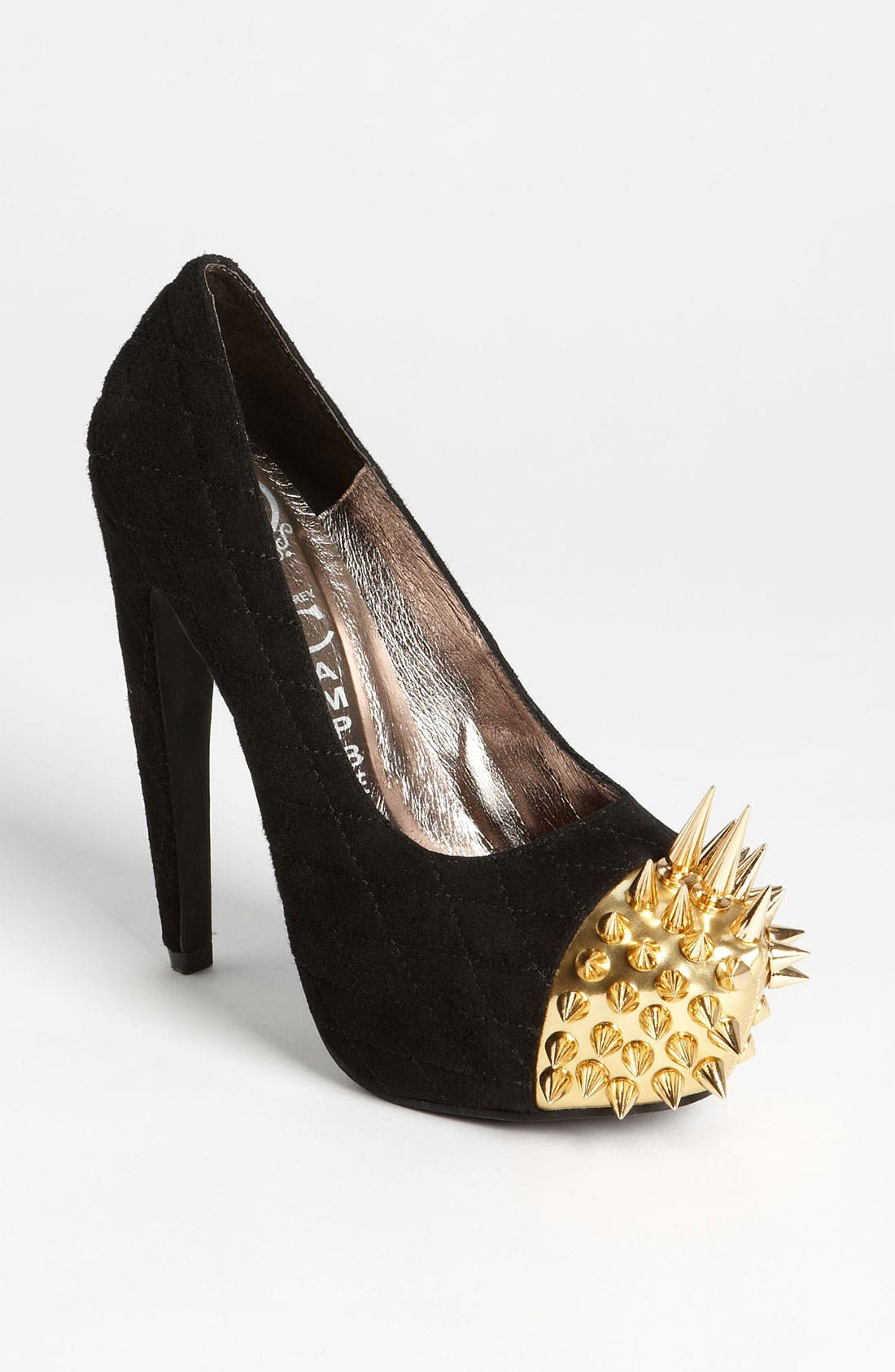 Alternate Image 1 Selected - Jeffrey Campbell 'Battle - Spike' Pump