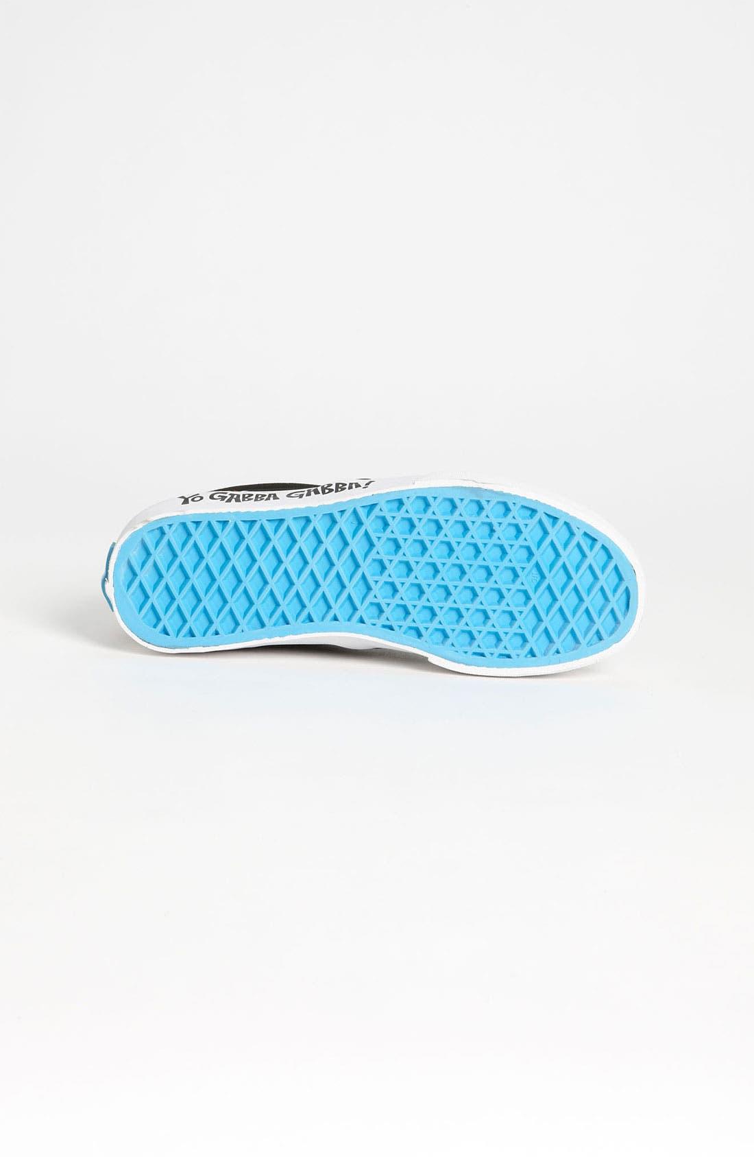 Alternate Image 4  - Vans 'Classic - Yo Gabba Gabba™!' Slip-On Sneaker (Toddler, Little Kid & Big Kid)