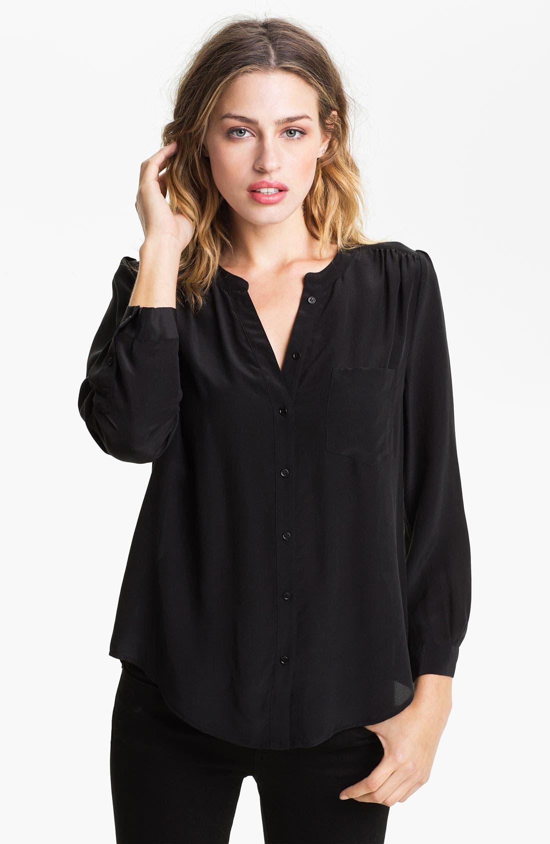 Alternate Image 1 Selected - Joie 'Nari' Silk Shirt