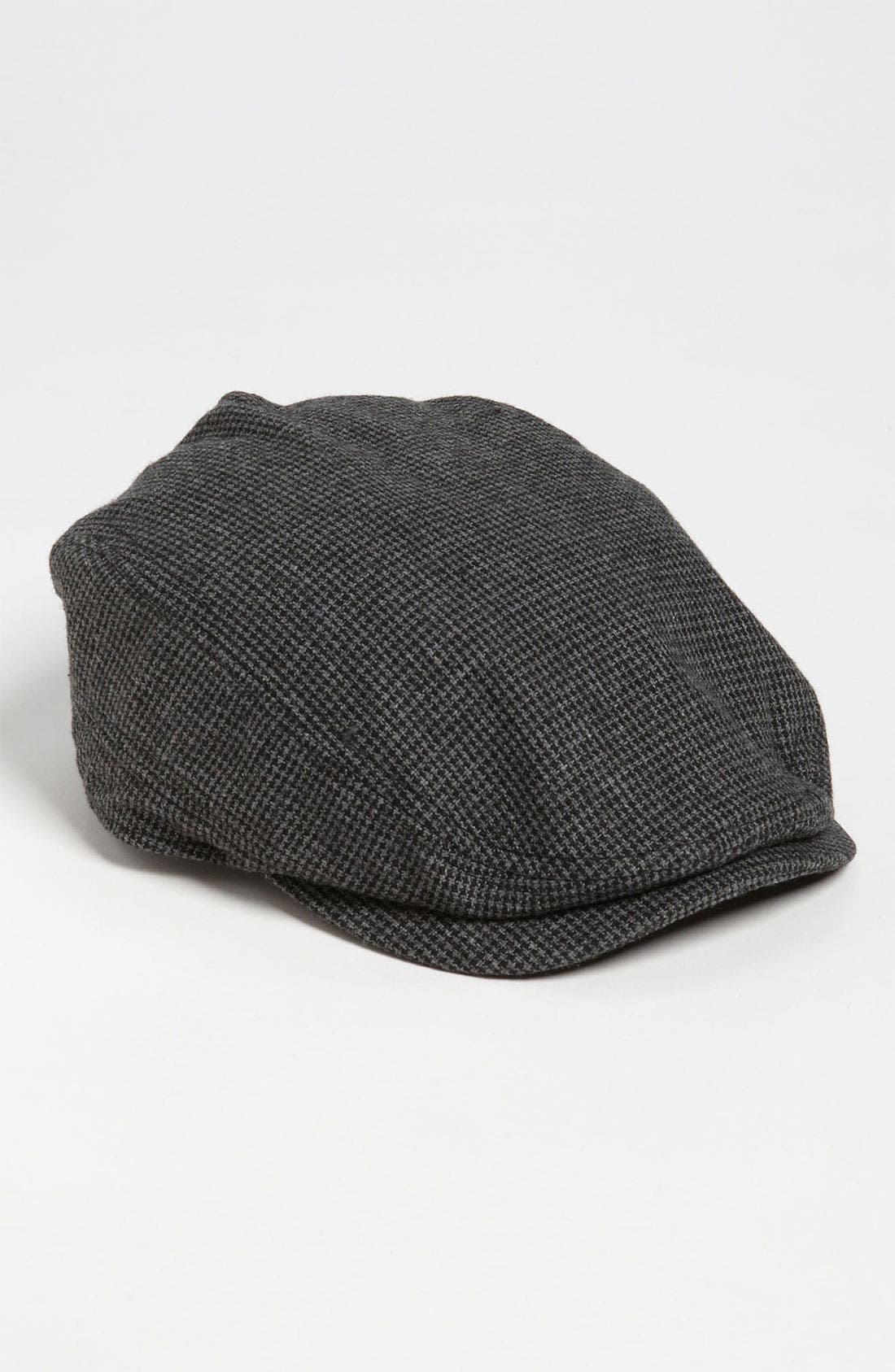 Main Image - Free Authority Houndstooth Driving Cap