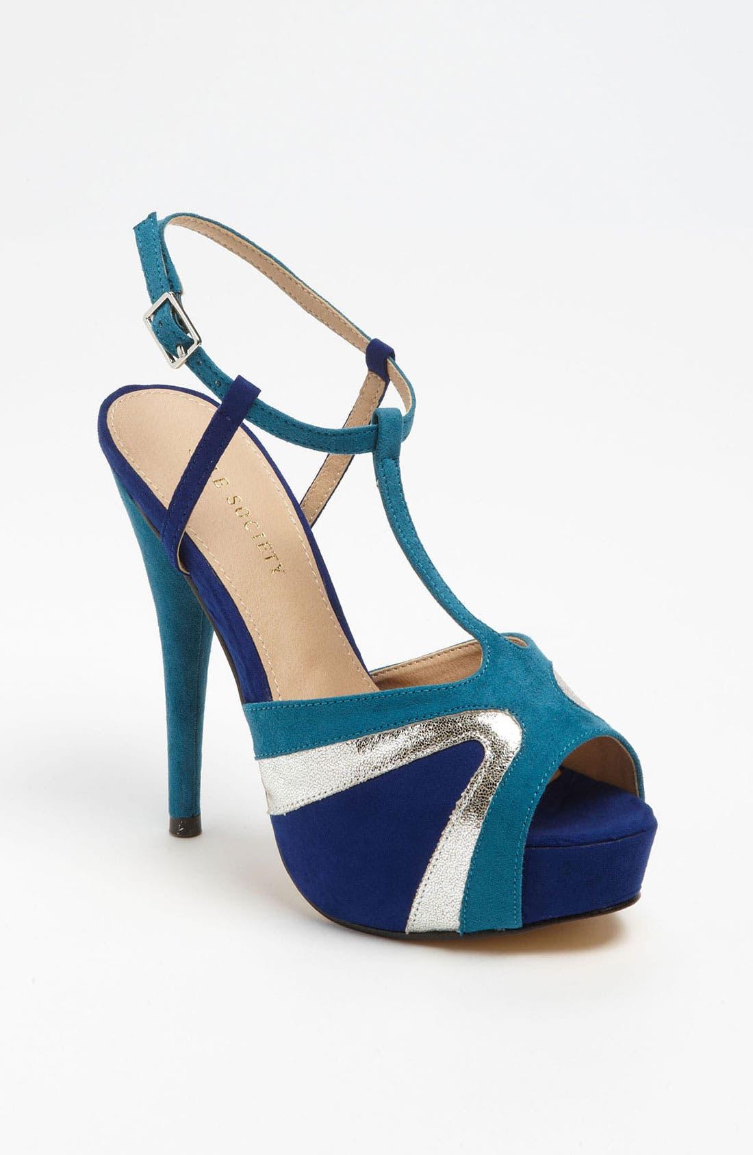 Alternate Image 1 Selected - Sole Society 'Gina' Sandal