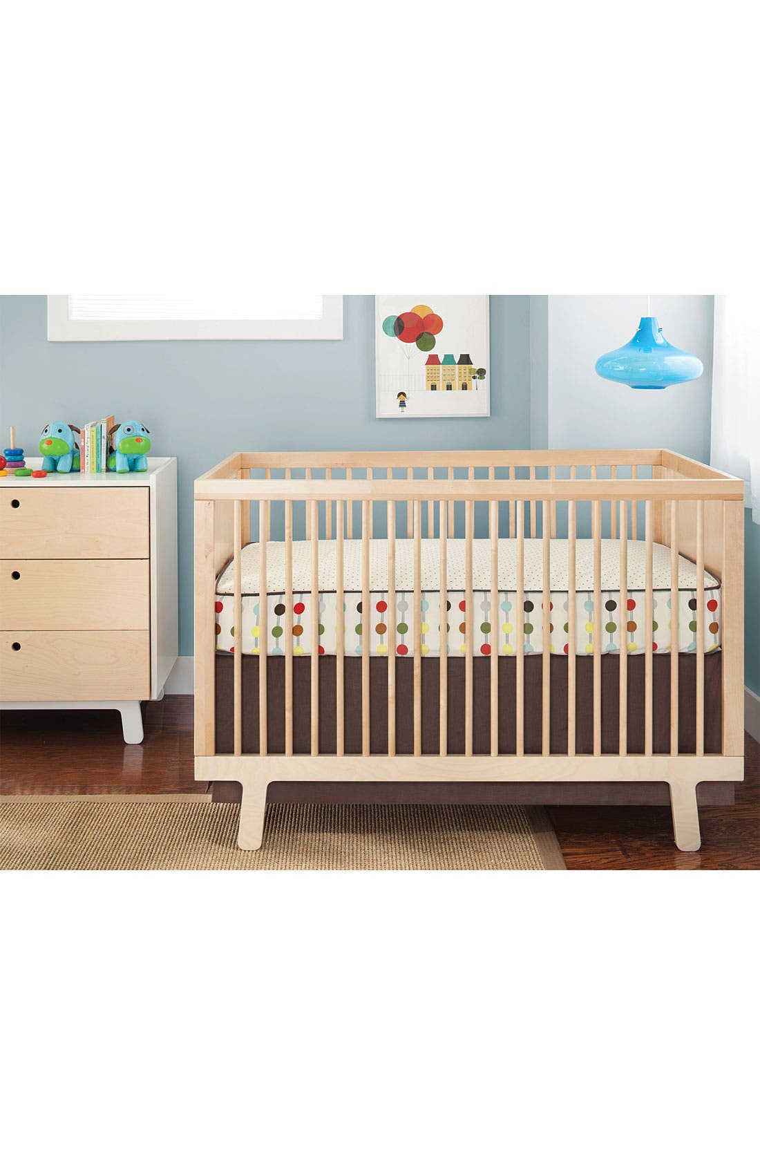 Alternate Image 2  - Skip Hop 'Complete Sheet™' Fitted Crib Sheet