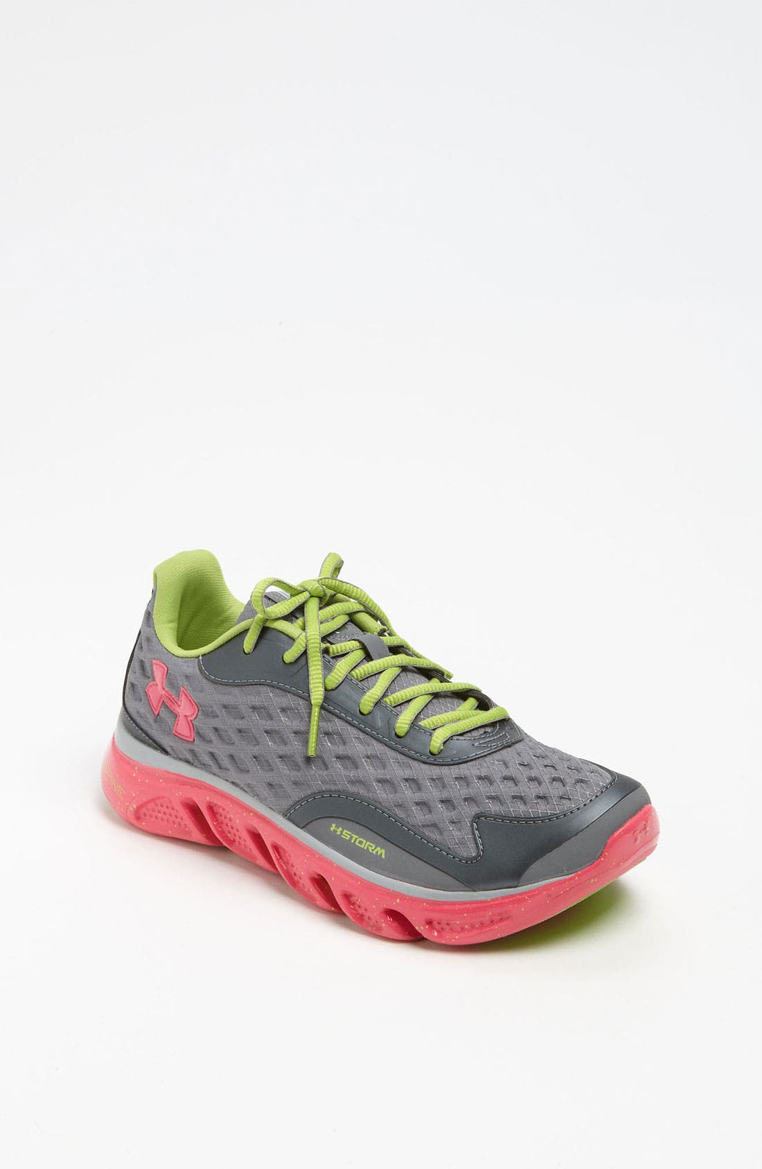 Alternate Image 1 Selected - Under Armour 'GGS Spine RPM Storm' Sneaker (Big Kid)