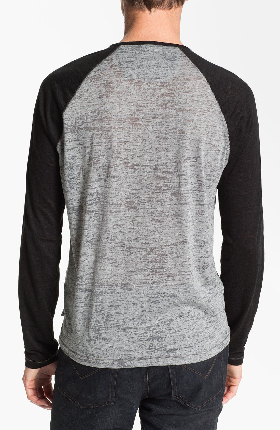 Alternate Image 2  - John Varvatos Star USA Raglan T-Shirt