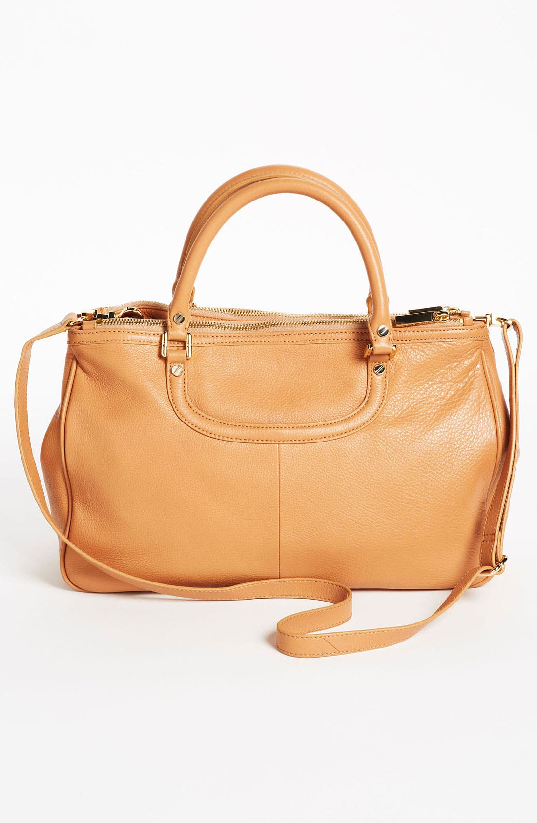 Alternate Image 4  - Tory Burch 'Amanda' Double Zip Tote