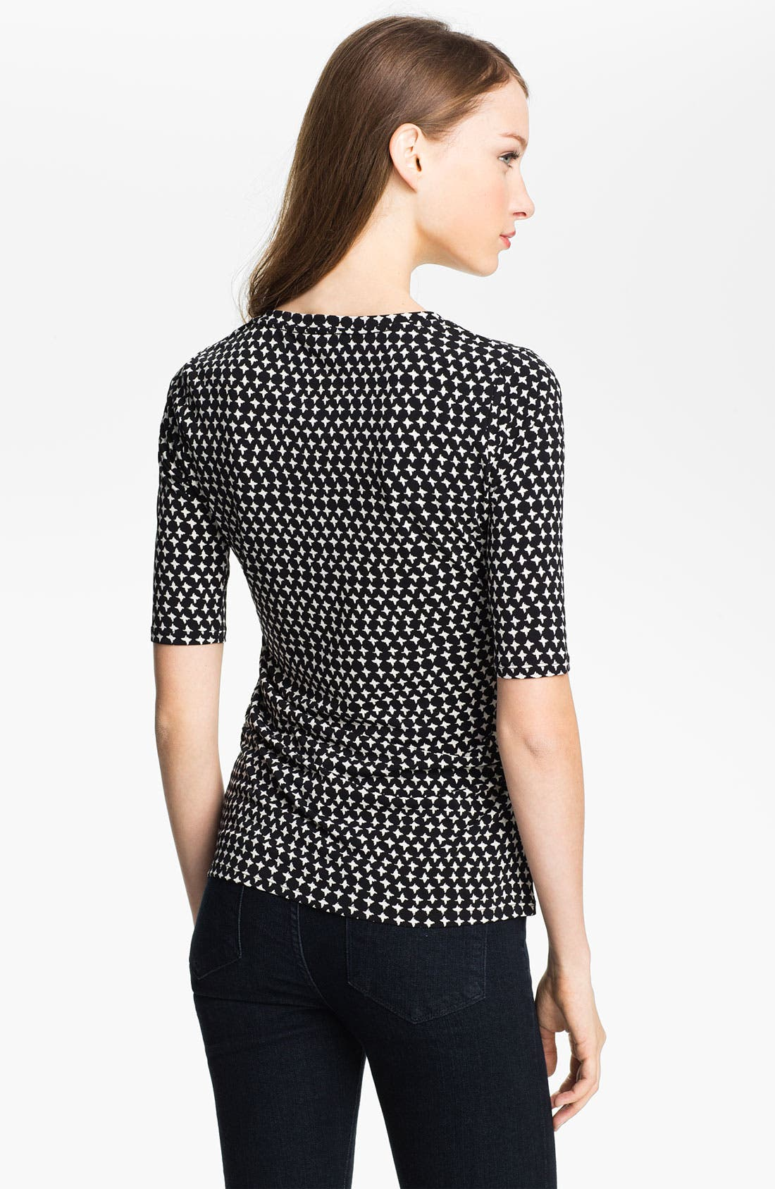 Alternate Image 2  - Vince Camuto Star Print Top