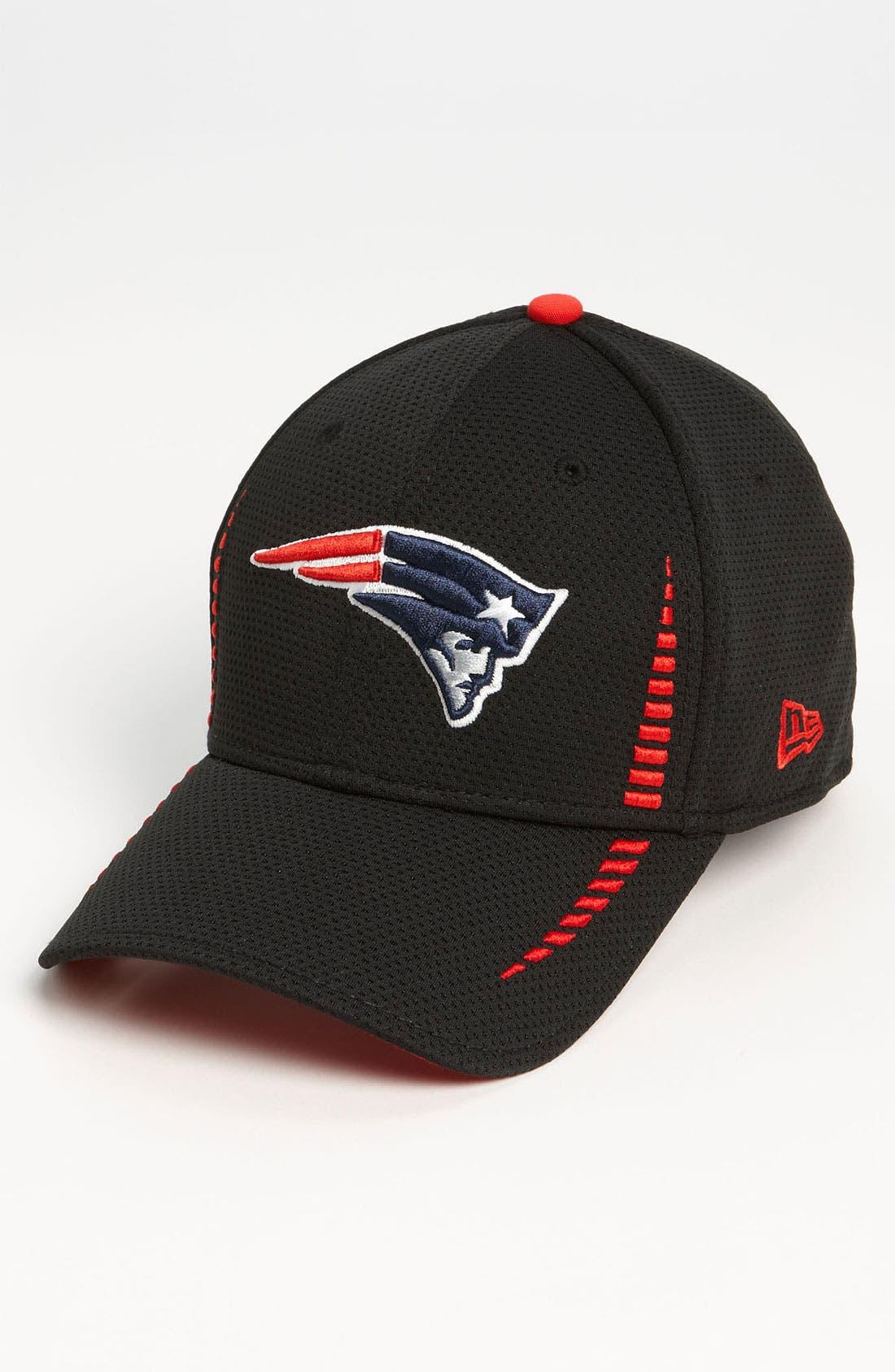 Main Image - New Era Cap 'Training Camp - New England Patriots' Baseball Cap