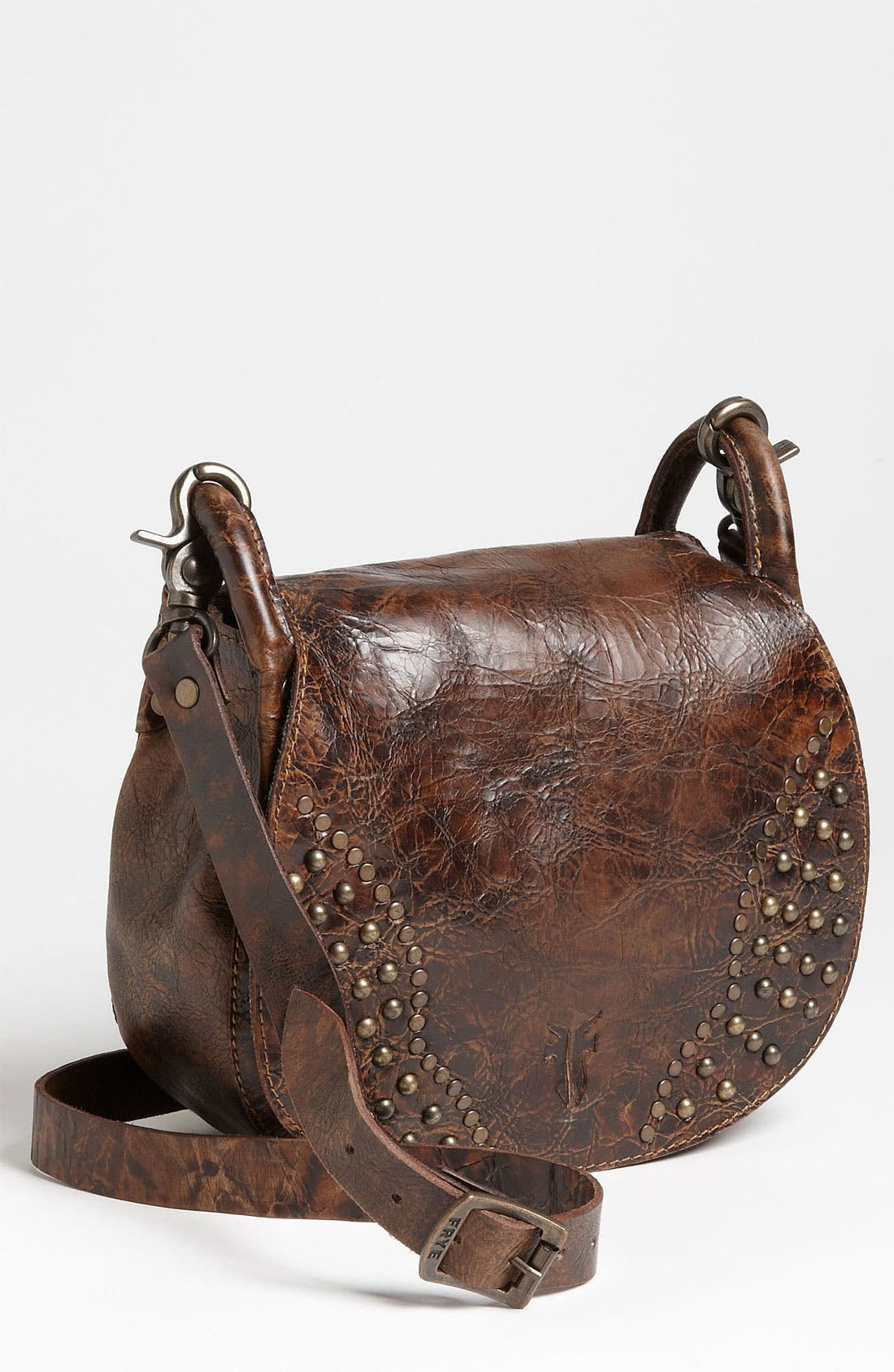 Main Image - Frye 'Vintage Stud' Crossbody Bag