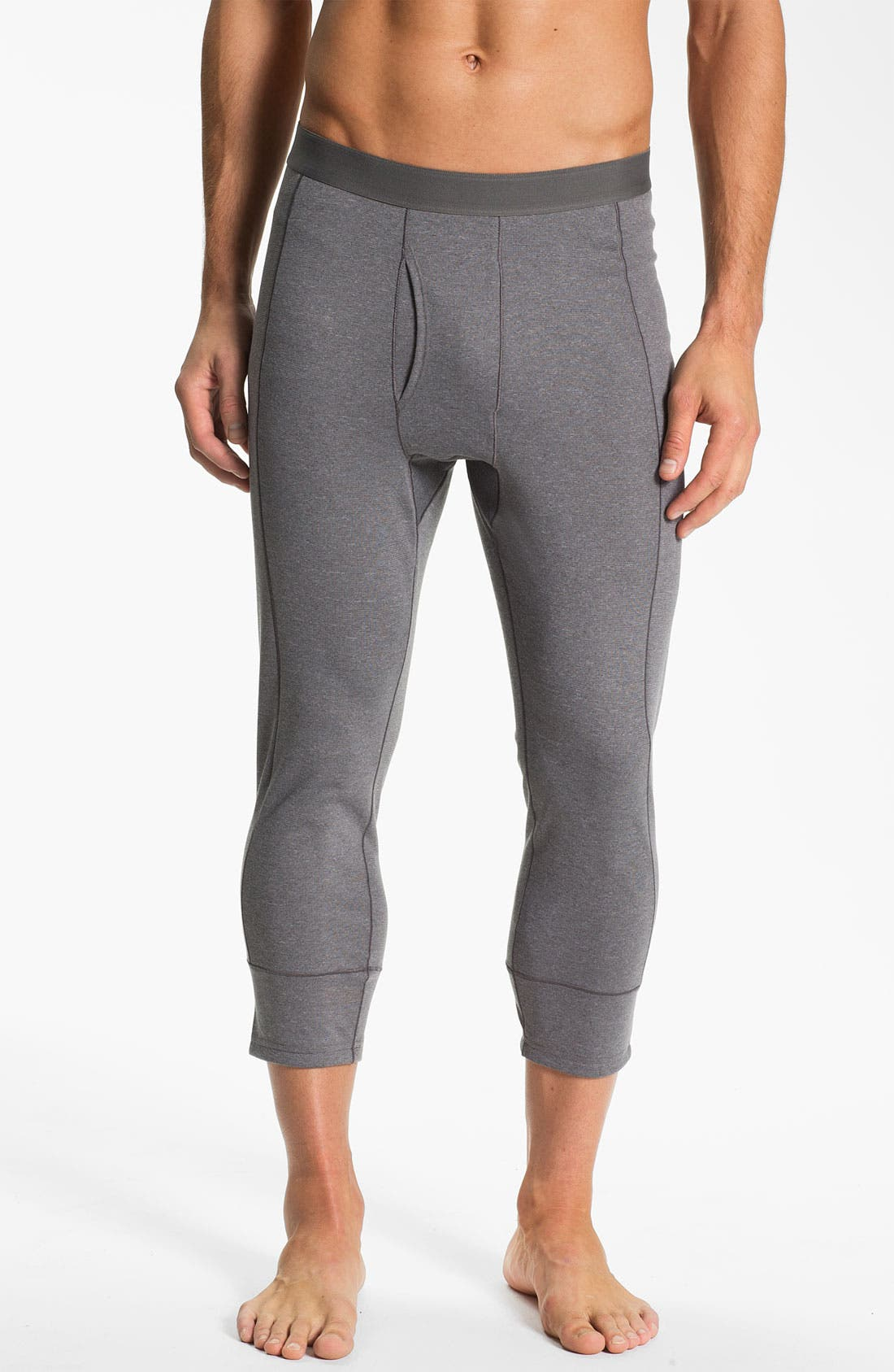 Alternate Image 1 Selected - Patagonia 'Capilene® 3' Midweight Boot Top Pants (Online Exclusive)