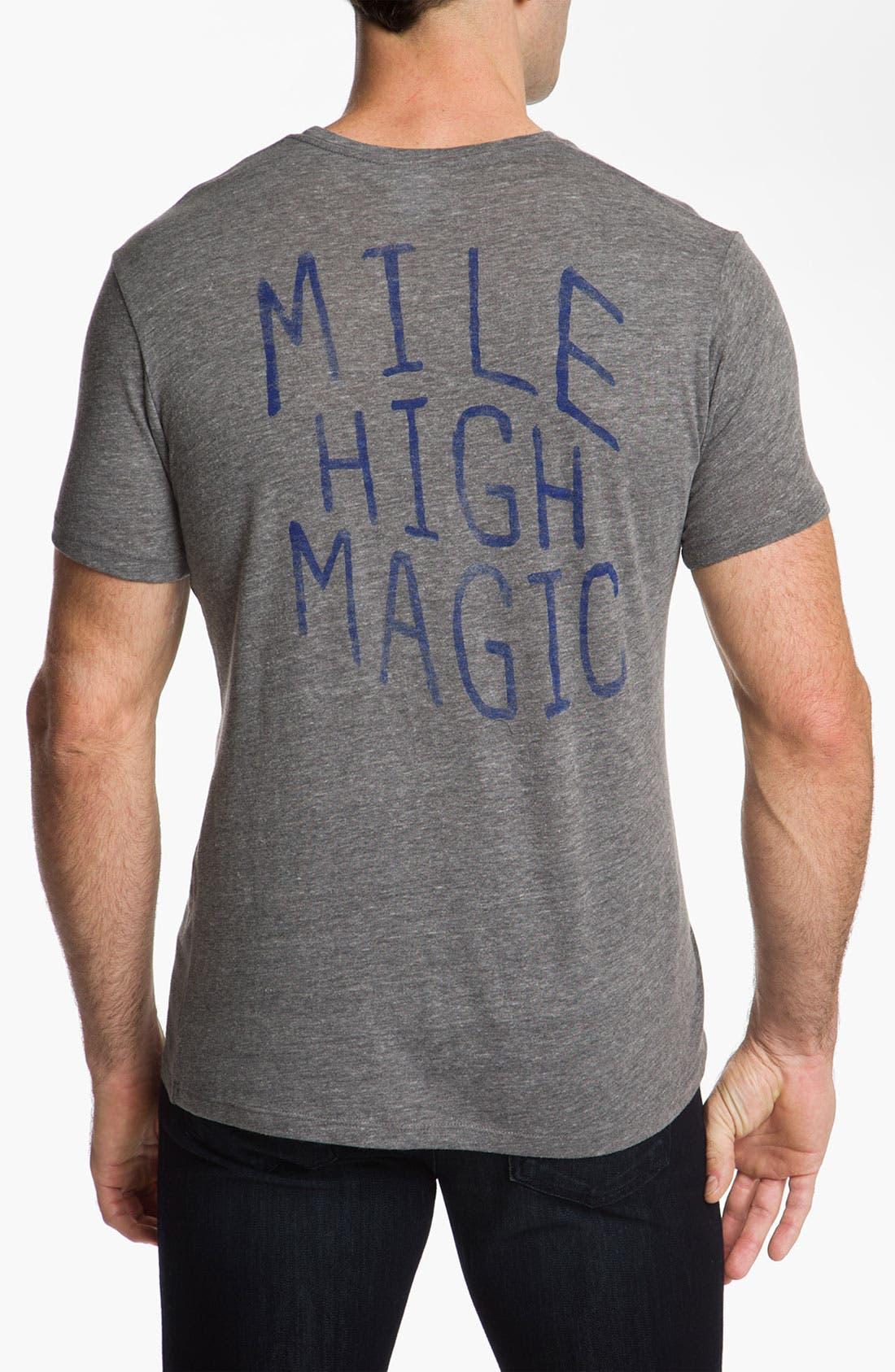 Alternate Image 2  - Junk Food 'Denver Broncos' T-Shirt