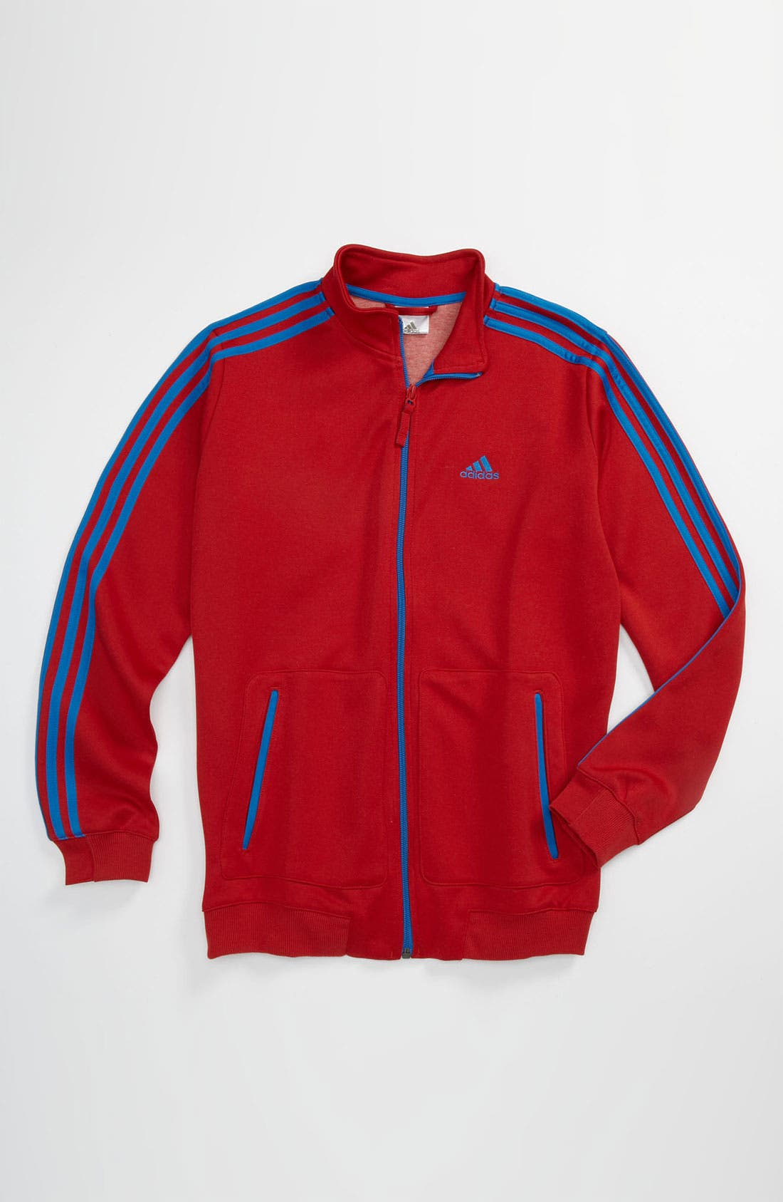 Alternate Image 1 Selected - adidas 'Ultimate' Track Jacket (Big Boys)