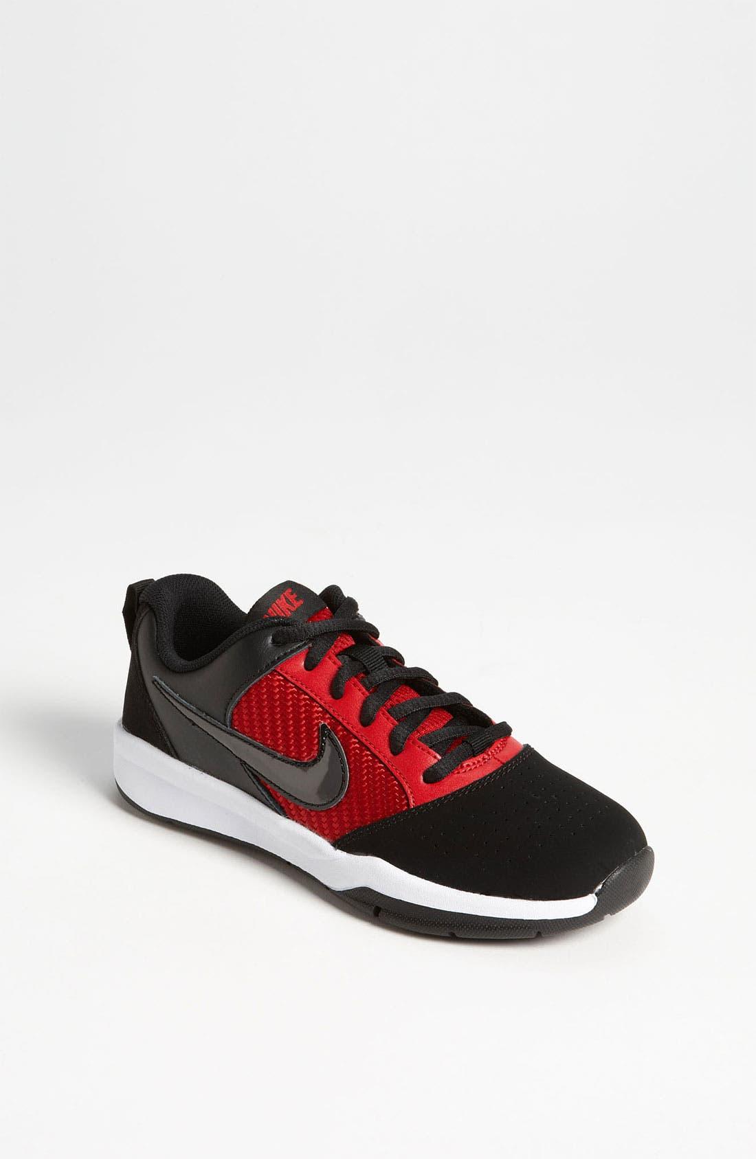 Alternate Image 1 Selected - Nike 'Quick Baller Low' Sneaker (Toddler & Little Kid)