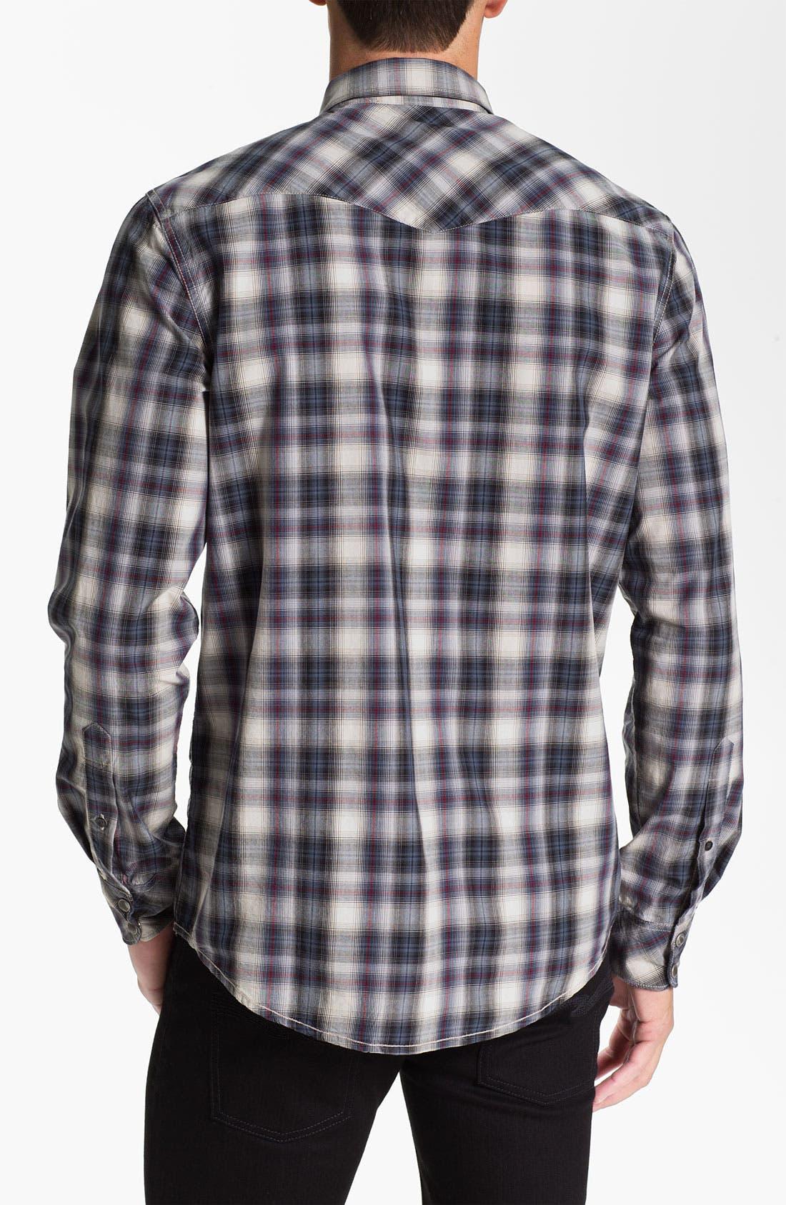 Alternate Image 2  - Ben Sherman 'Clerkenwell' Plaid Woven Shirt