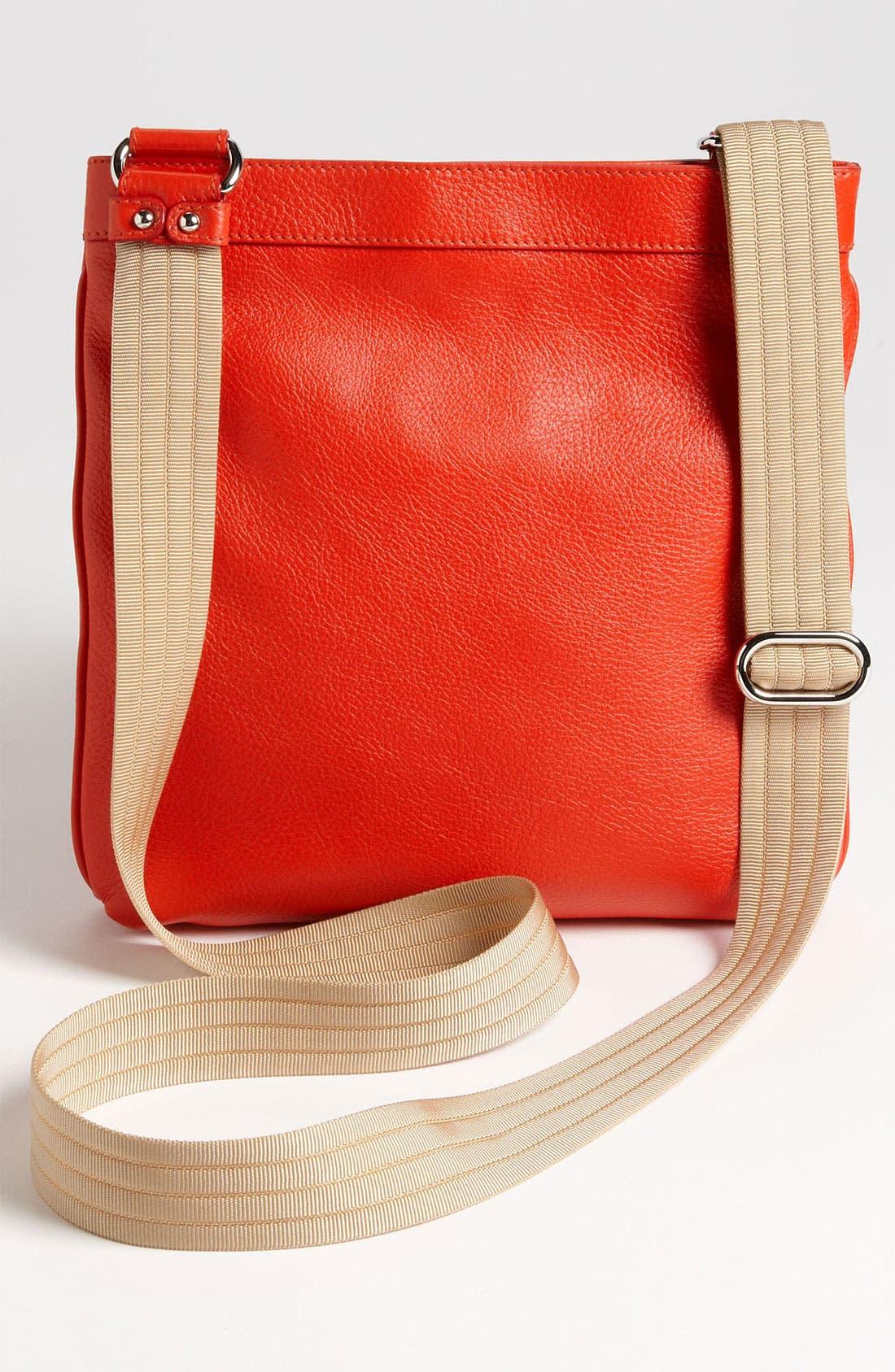 Alternate Image 4  - Salvatore Ferragamo 'Grazielle Vitello' Leather Crossbody Bag
