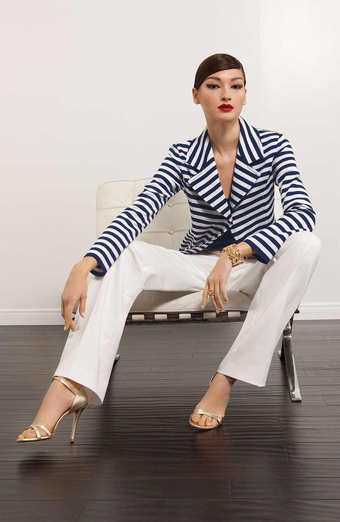 Main Image - St. John Collection Blazer & Pants