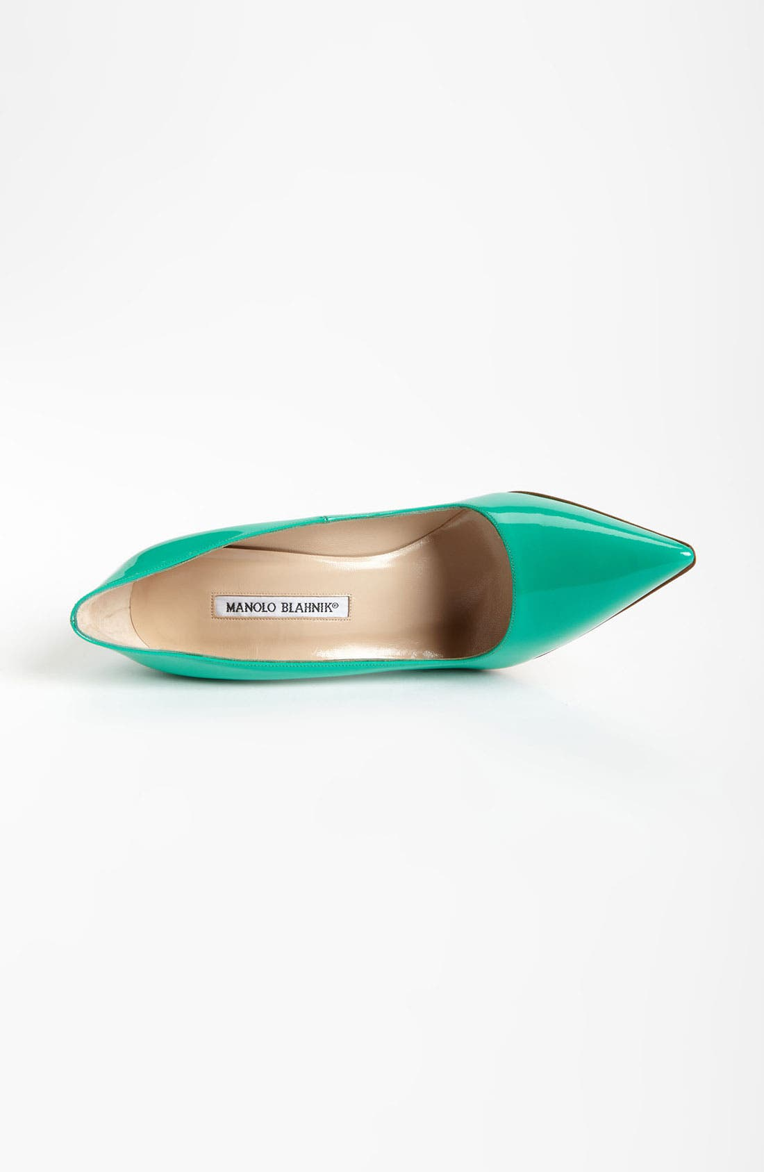 Alternate Image 3  - Manolo Blahnik 'BB' Pointy Toe Pump (Women)