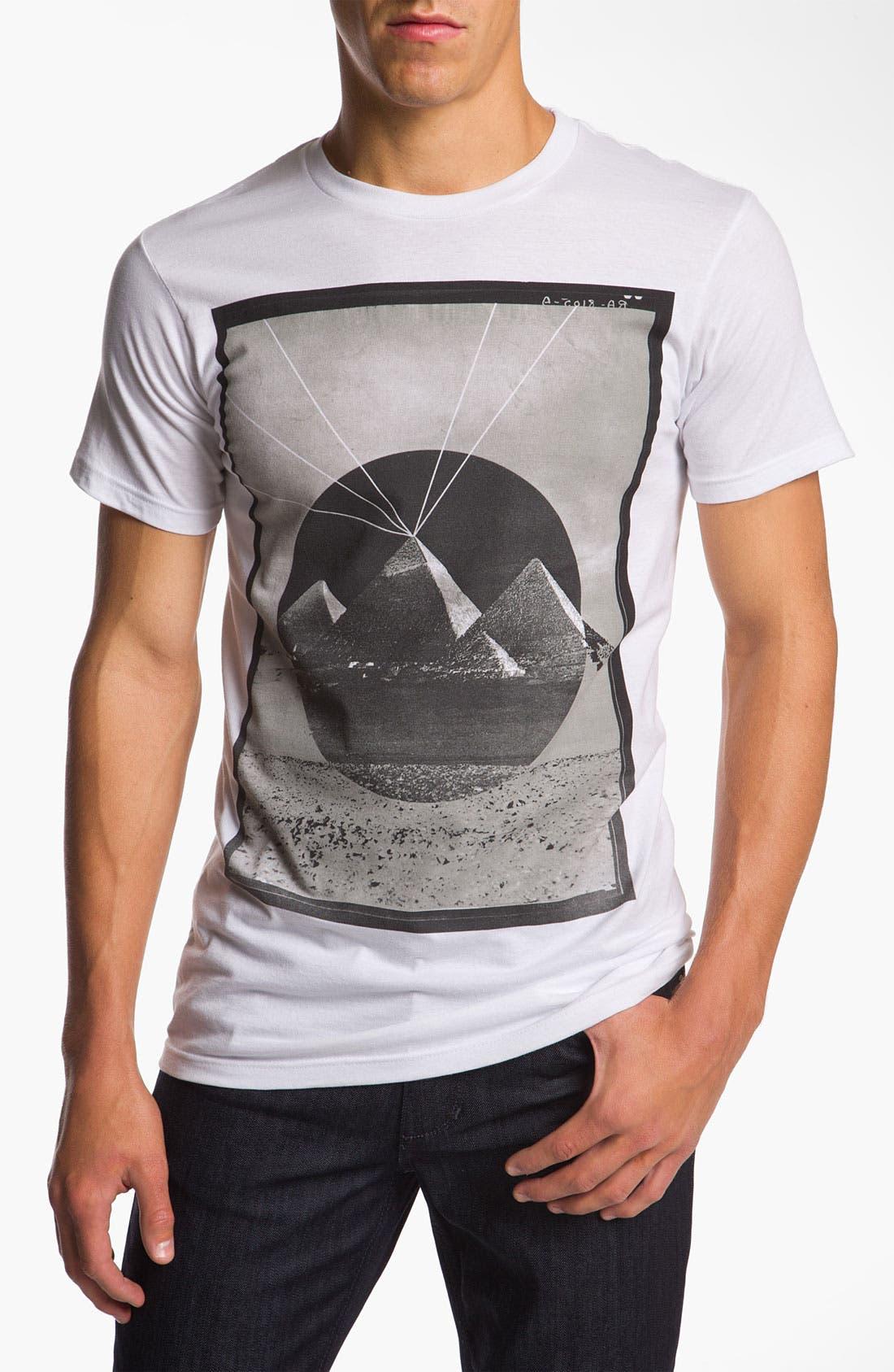 Alternate Image 1 Selected - RKBLK 'Egypt' T-Shirt