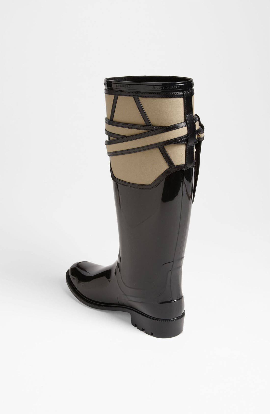 Alternate Image 2  - Burberry 'Willesden' Rain Boot (Women)