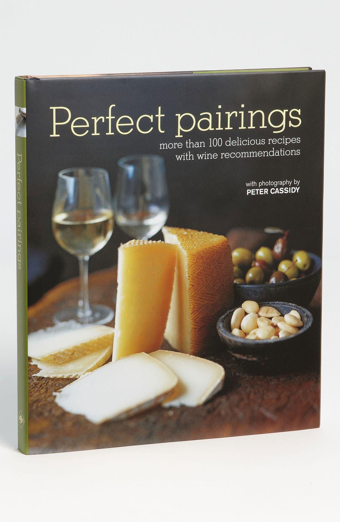Alternate Image 1 Selected - 'Perfect Pairings' Wine Book