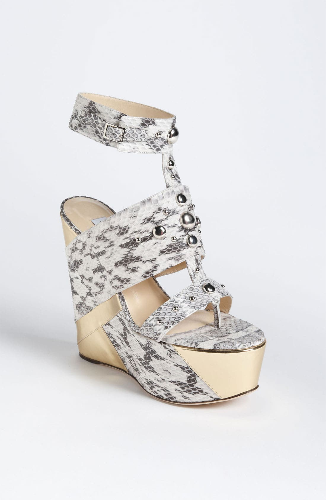 Alternate Image 1 Selected - Jimmy Choo 'Bibi' Wedge Sandal