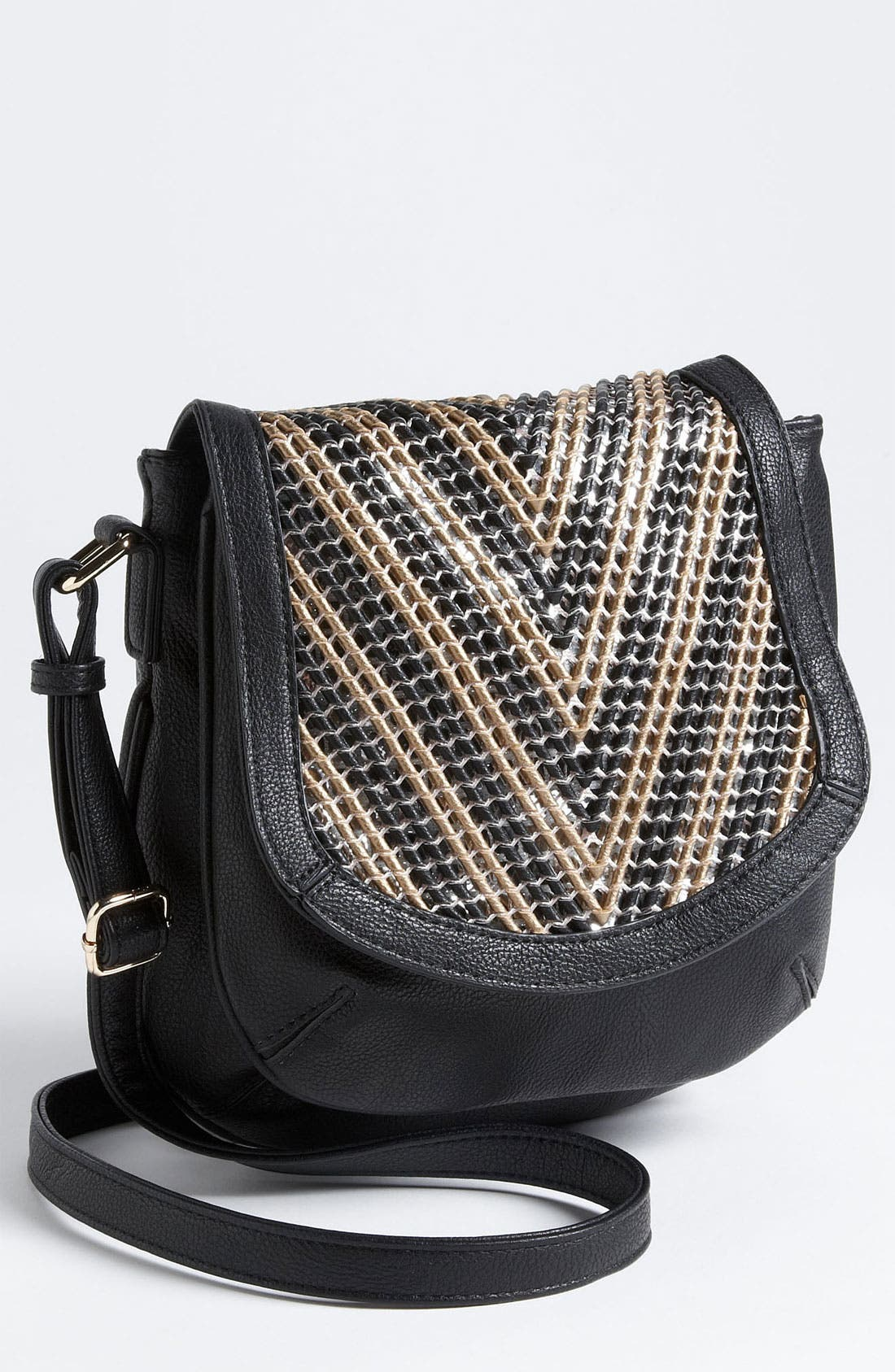 Main Image - Big Buddha 'Quinn' Crossbody Bag