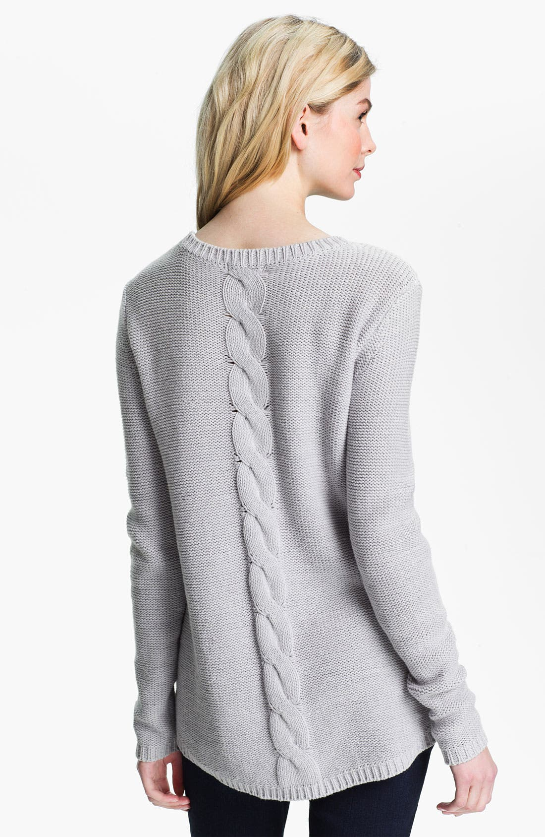 Alternate Image 1 Selected - Isaac Mizrahi Jeans 'Felicity' Sweater (Online Exclusive)